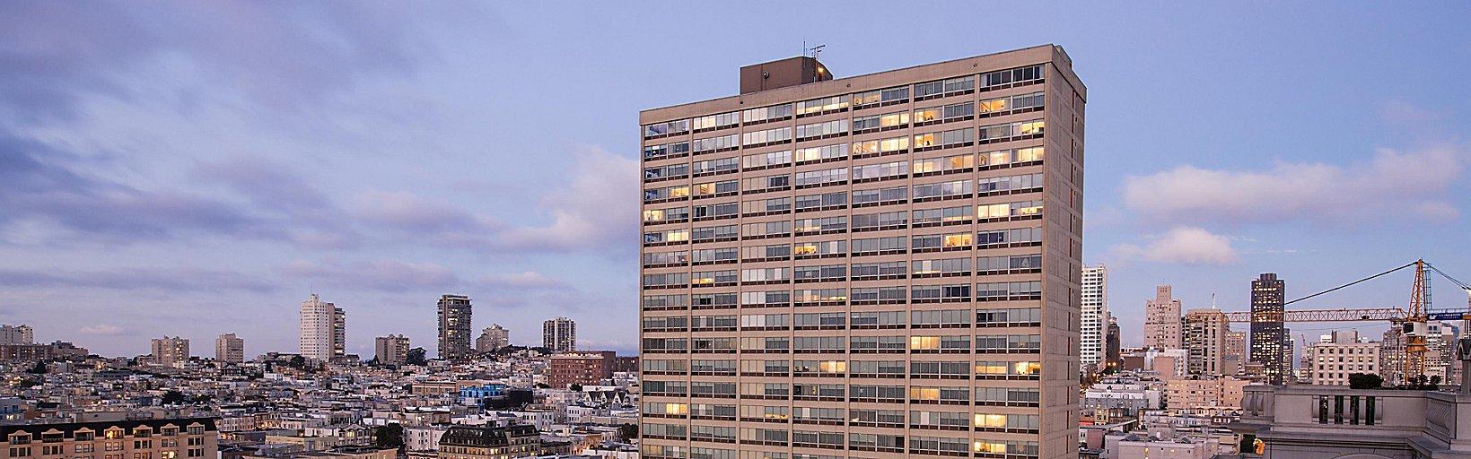 Holiday Inn San Francisco Golden Gateway Hotel Reviews Photos