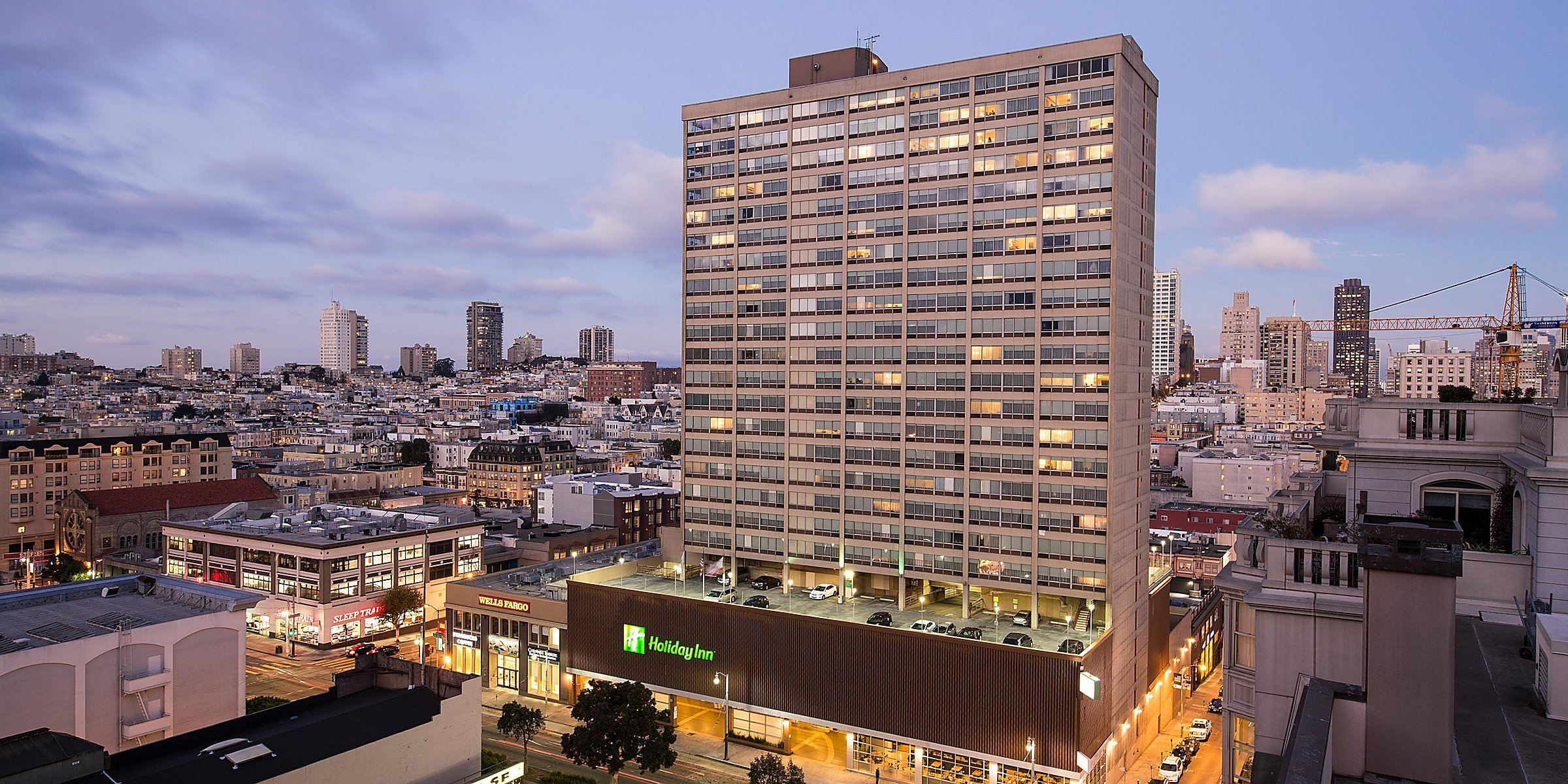 Family Hotels Downtown San Francisco W/ Pool | Holiday Inn