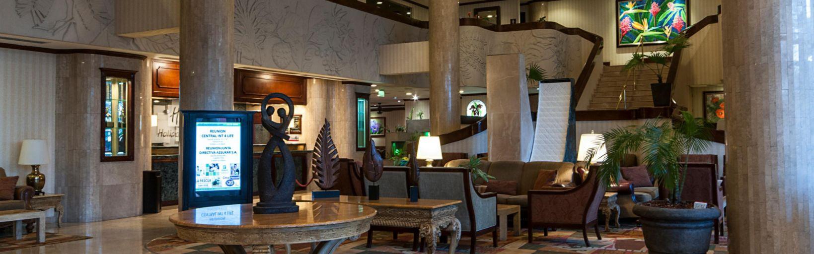 Holiday Inn San Jose-Aurola Hotel by IHG