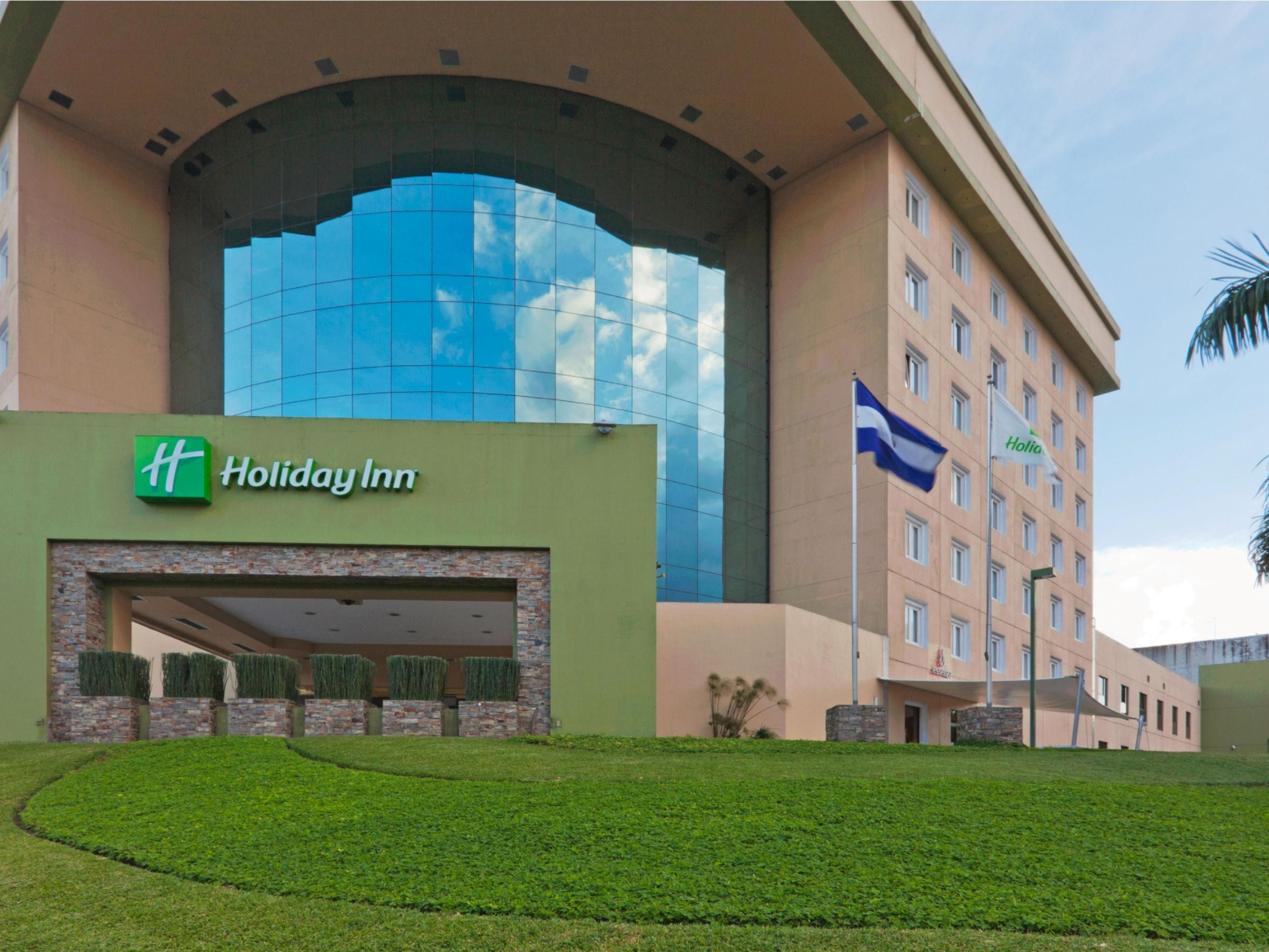 Welcome to the Holiday Inn San Salvador!