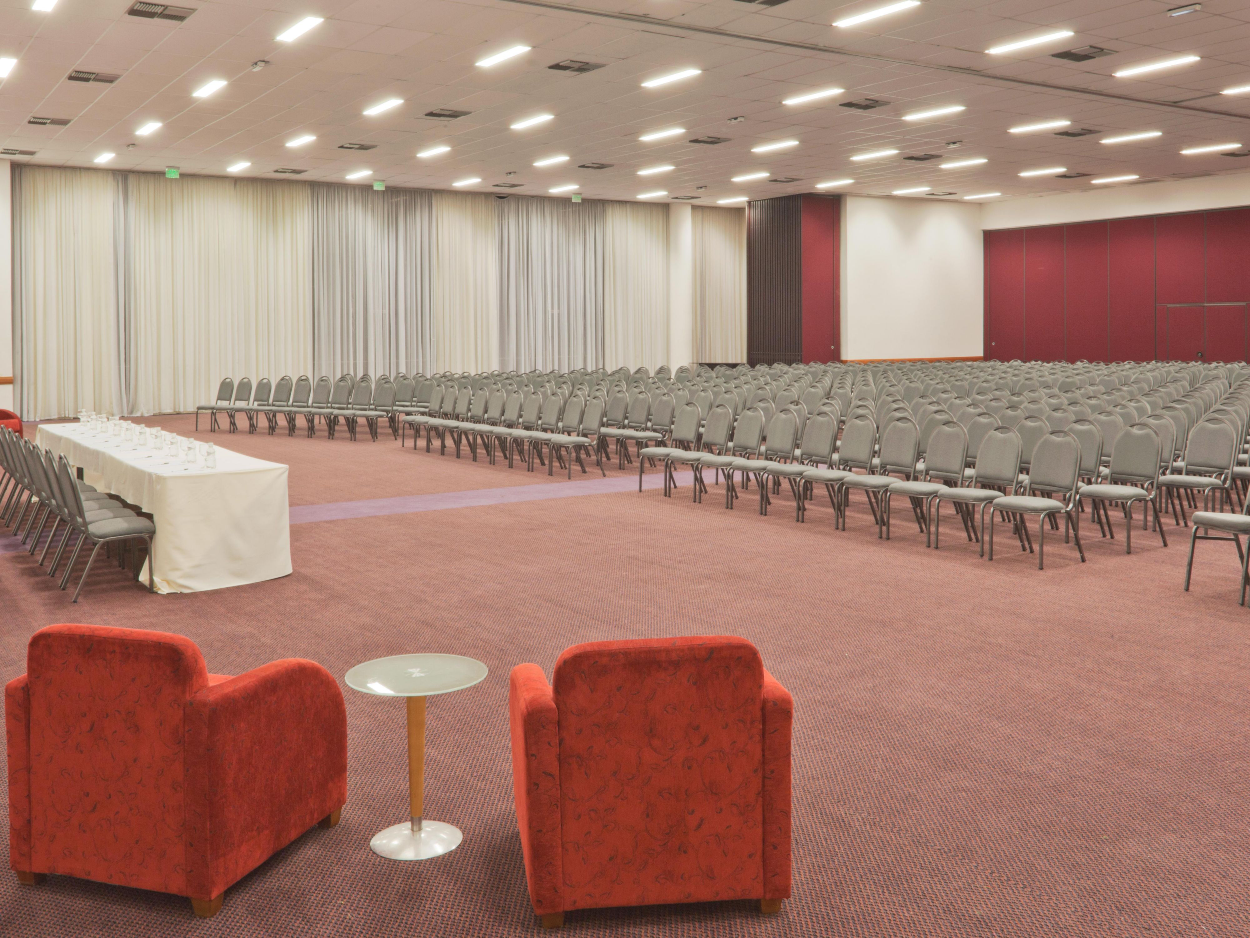 Meeting Room - Holiday Inn Parque Anhembi