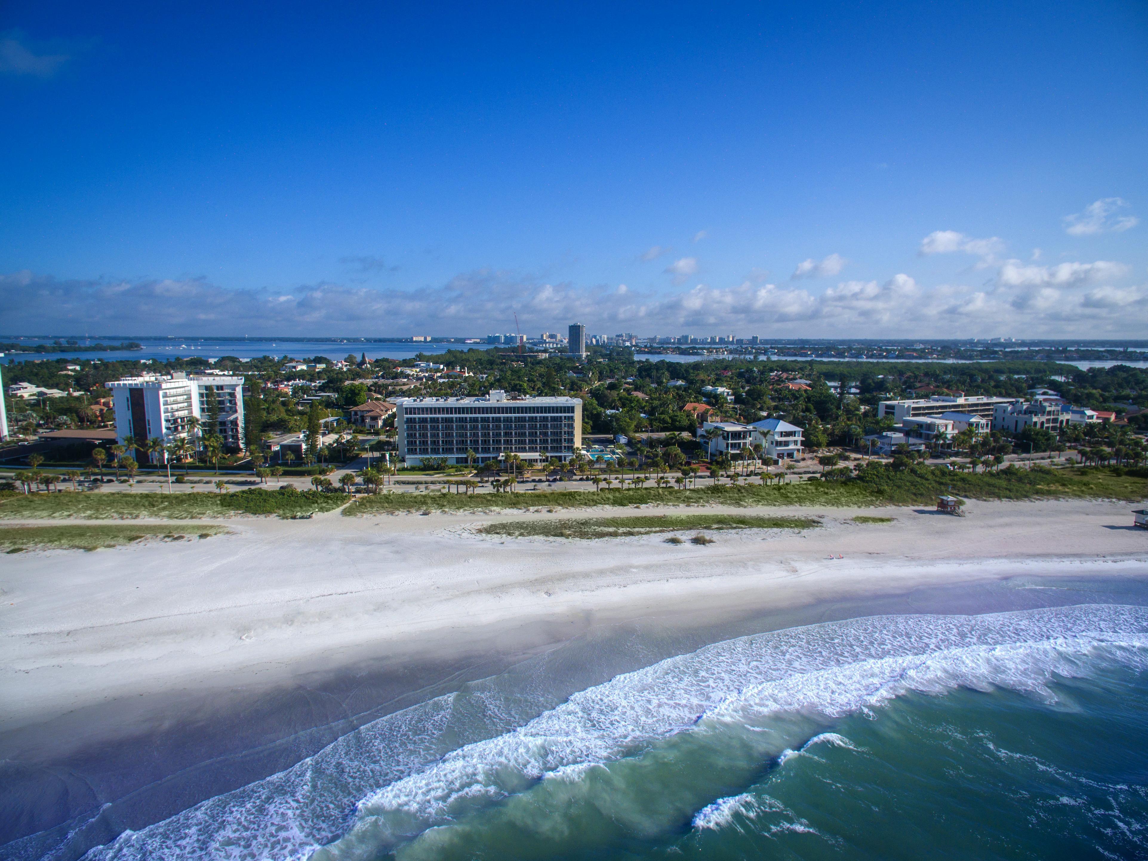 Sarasota Hotels Near Lido Beach