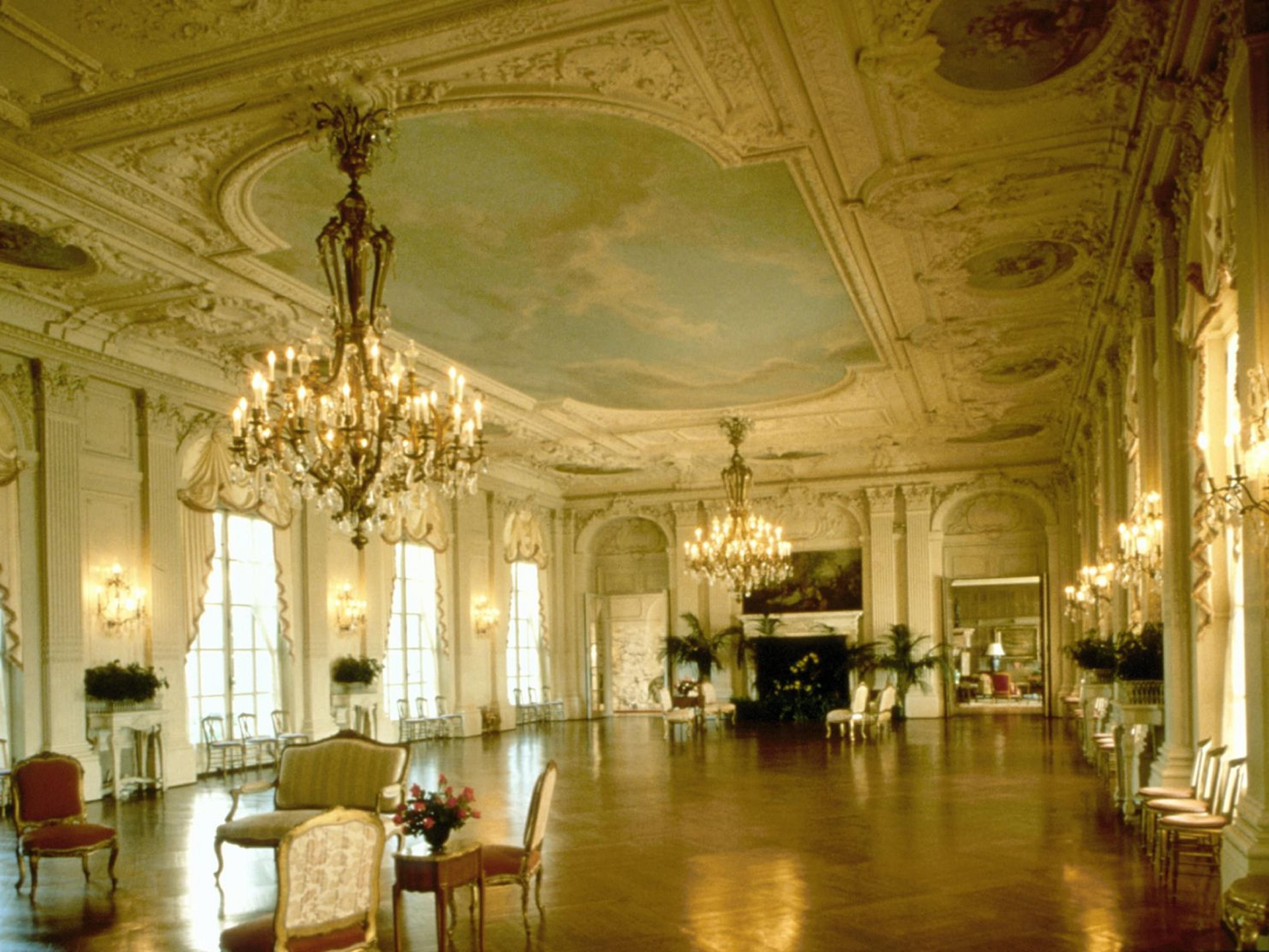 Newport Mansion - Courtesy of RI Tourism