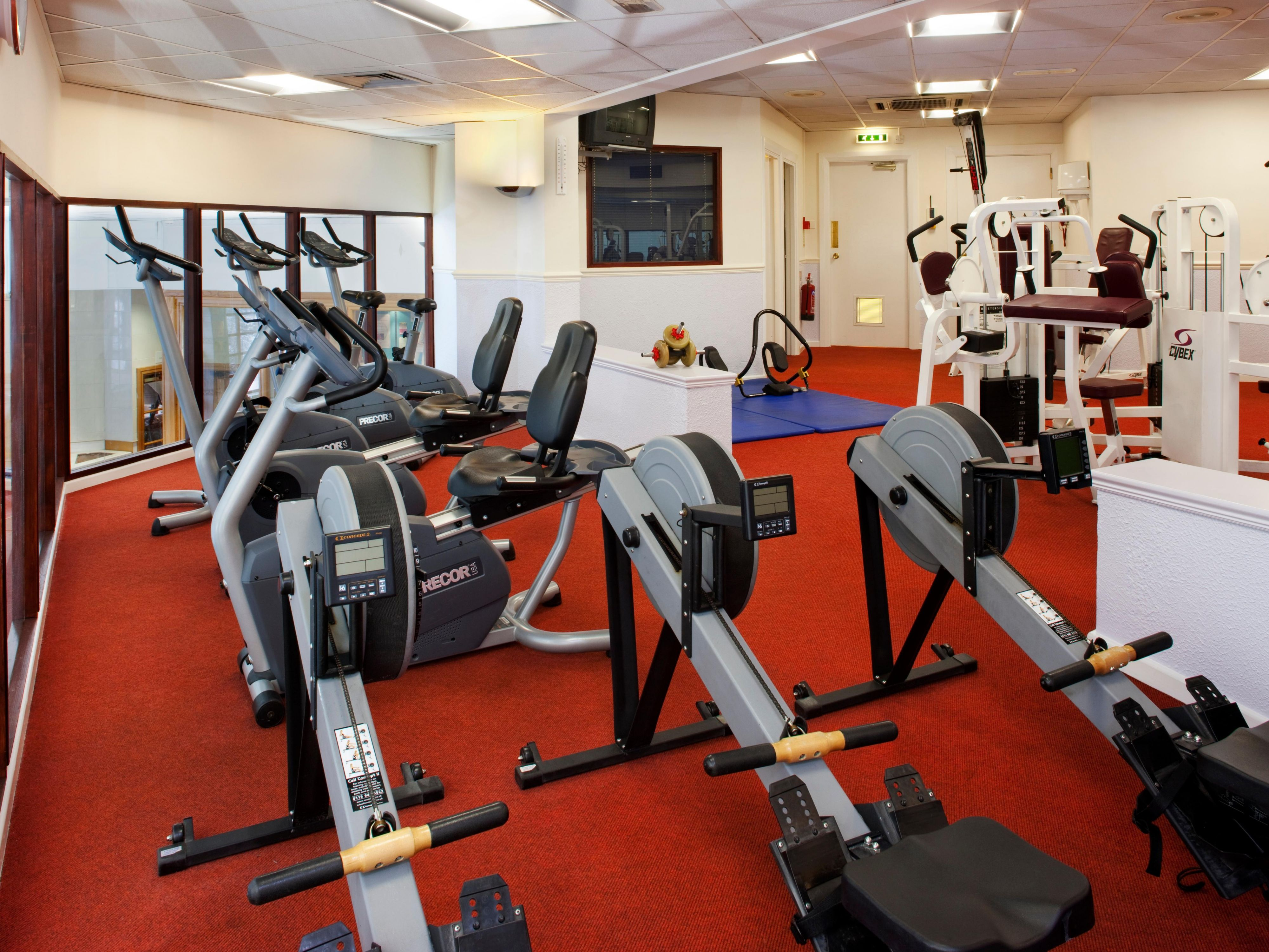 Gym Holiday Inn Solihull Club Moativation