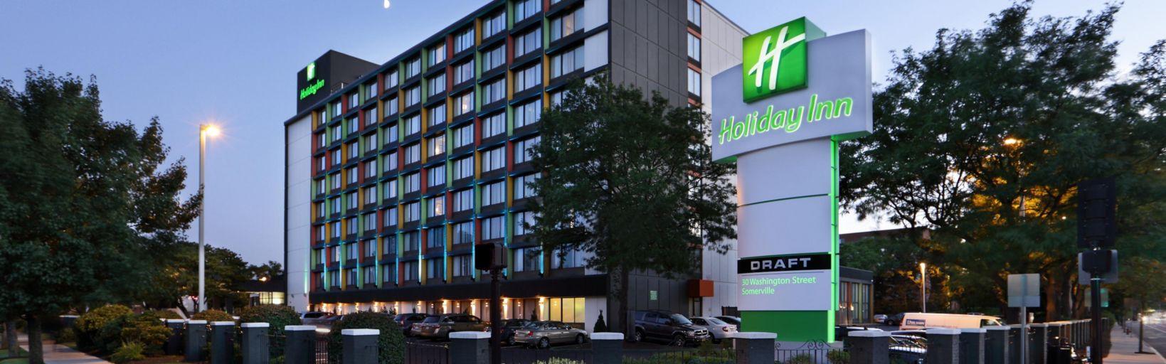 Holiday Inn Boston Bunker Hill Area IHG Hotel