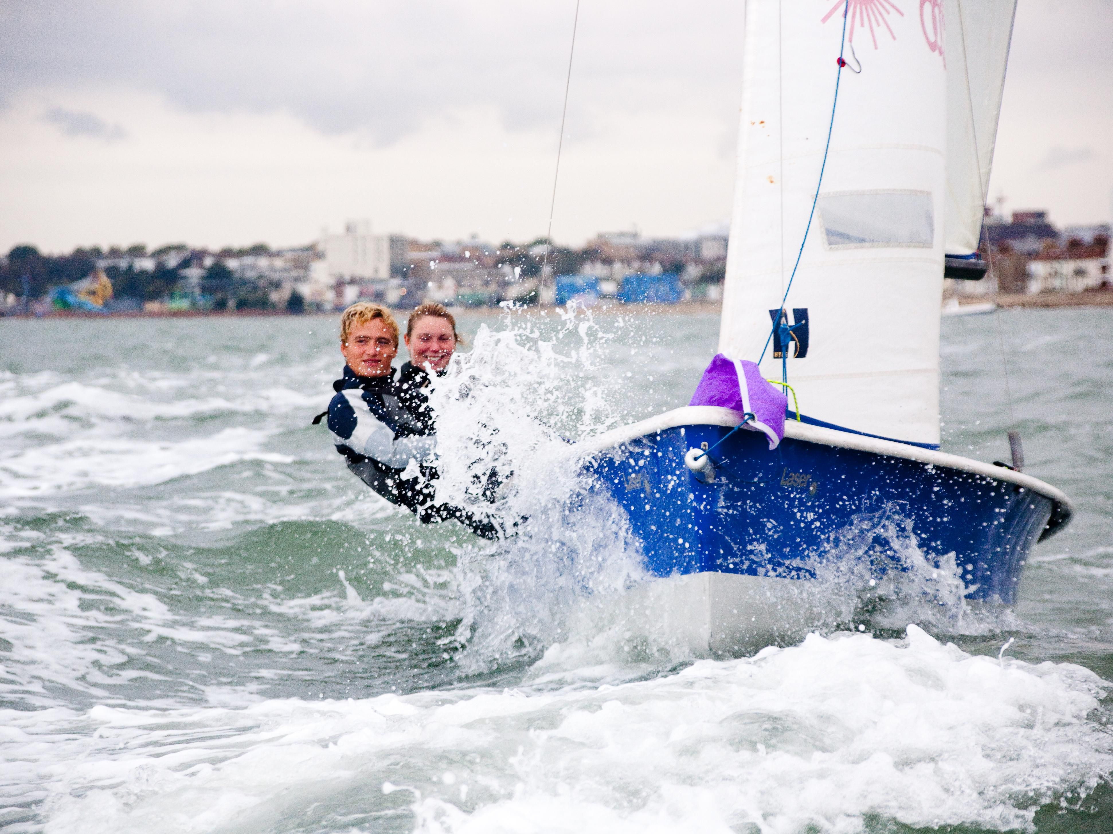 Southend offers a range of watersports