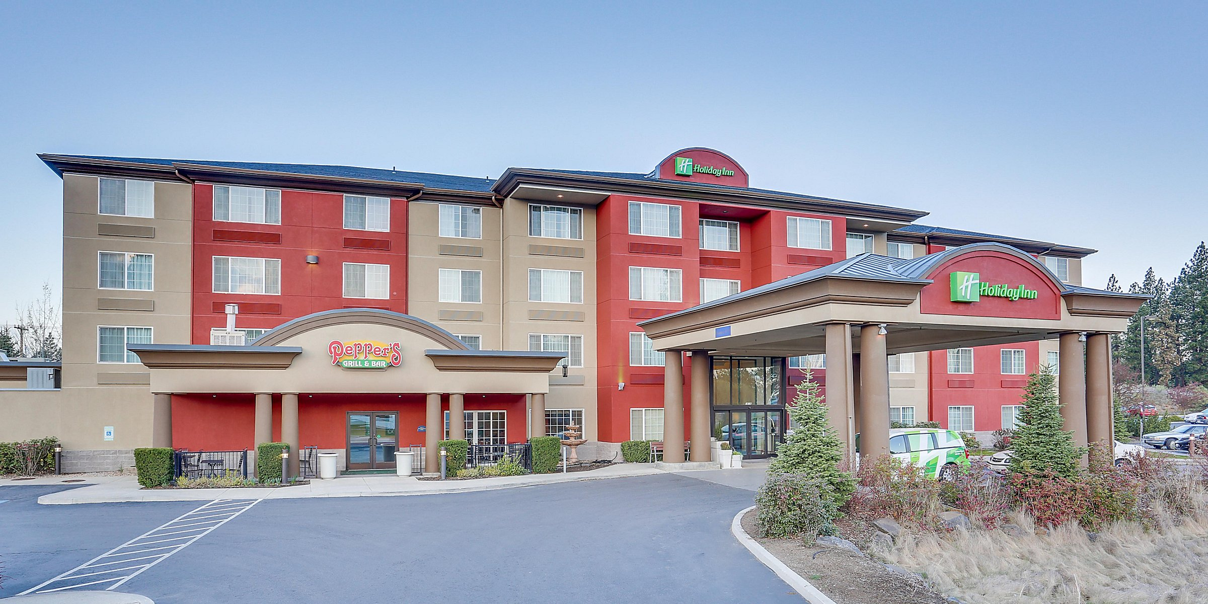 Holiday Inn Spokane Airport Hotel By Ihg