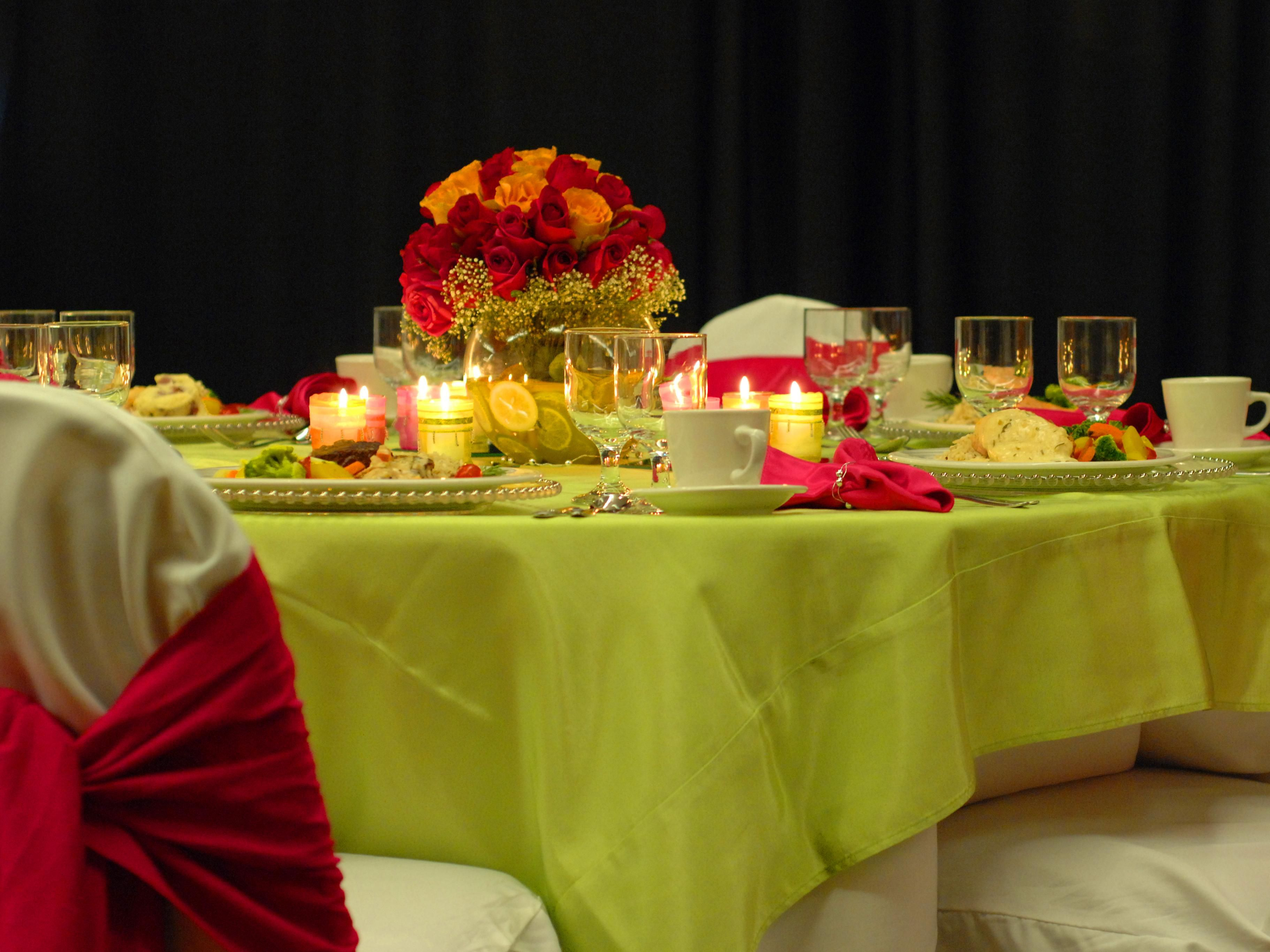 Holiday Inn Catering Feature