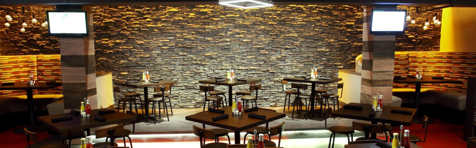 Check Out The New Underground Burger Bar