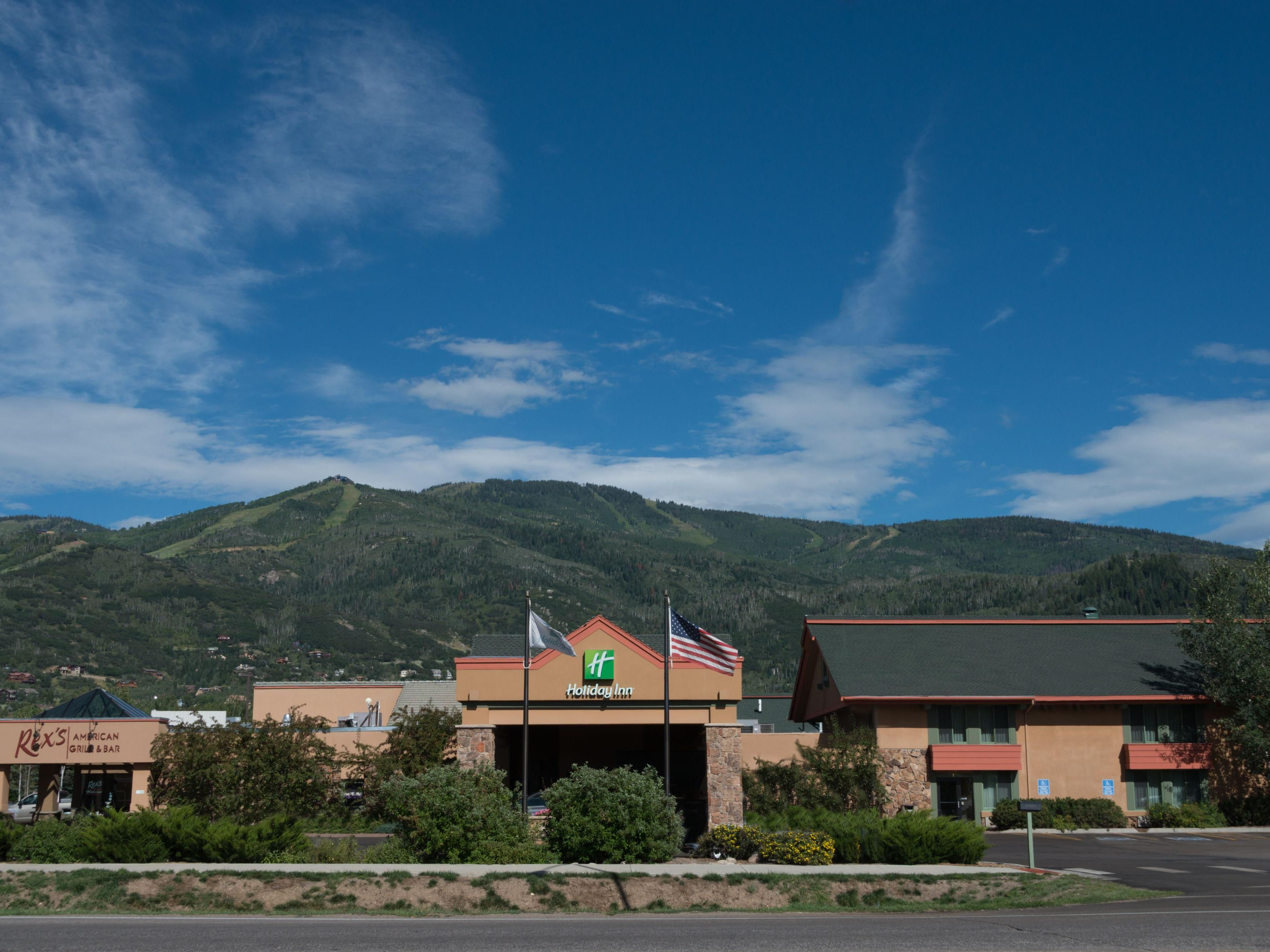 Welcome to the Holiday Inn Steamboat Springs!