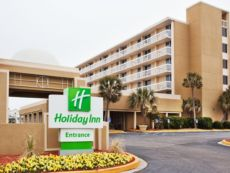 Holiday Inn Oceanfront @ Surfside Beach in Myrtle Beach, South Carolina