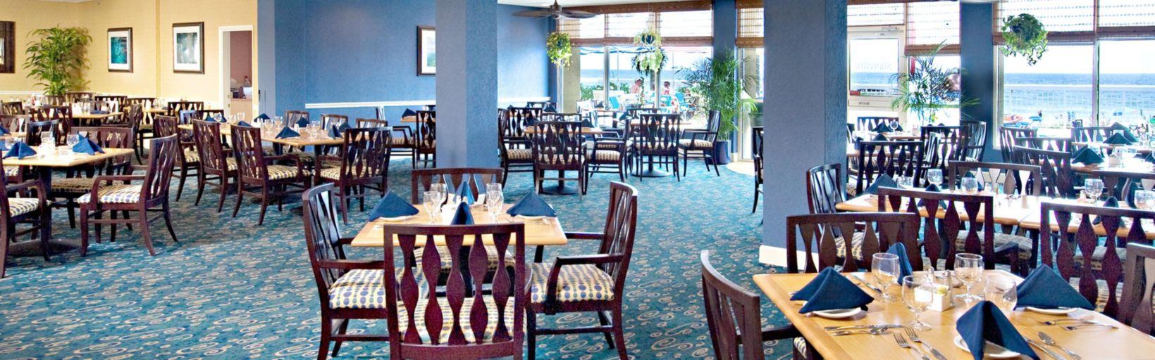 Restaurants Near Holiday Inn Oceanfront @ Surfside Beach