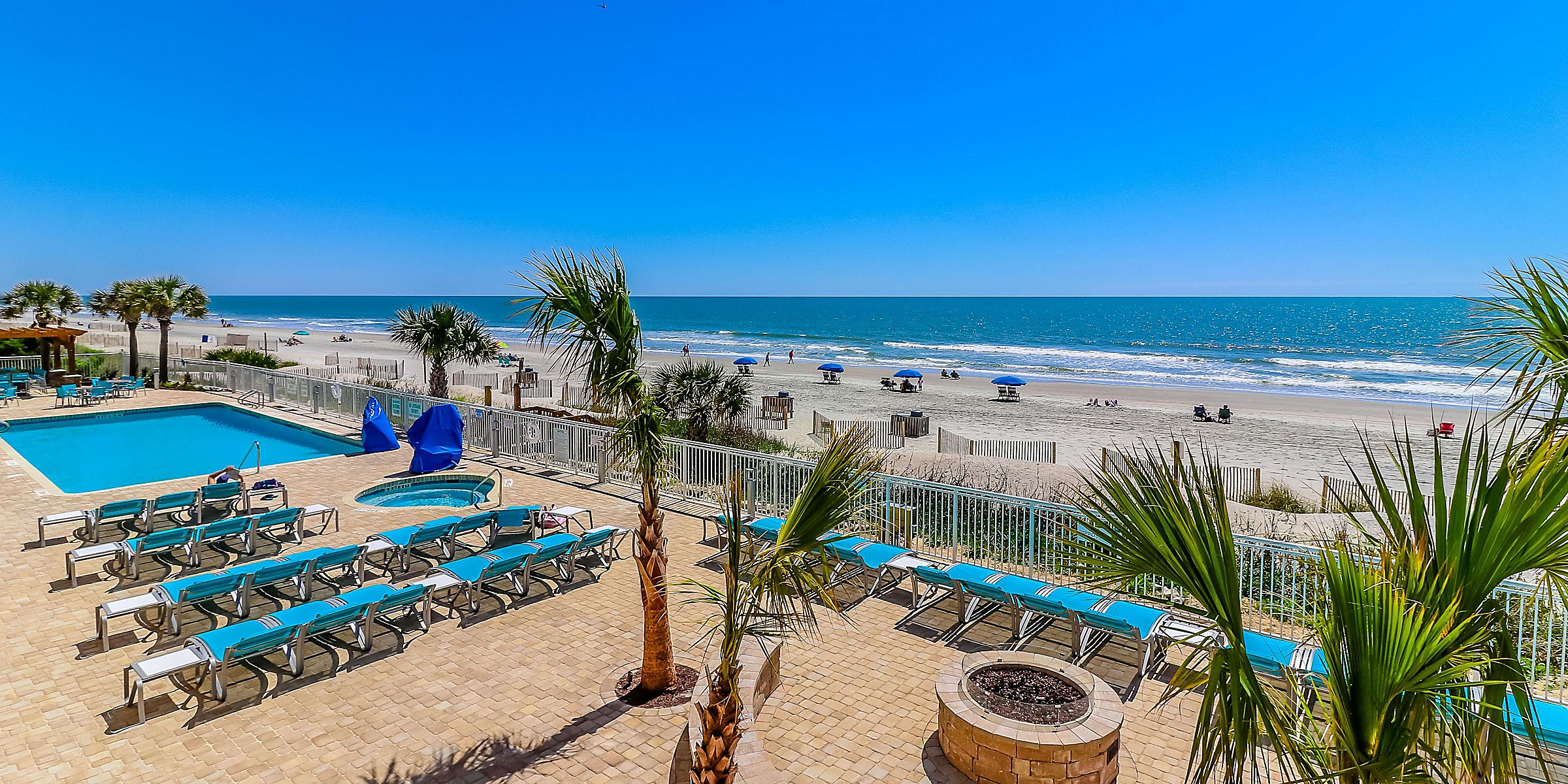 Kid Friendly Hotels In Myrtle Beach Holiday Inn Oceanfront