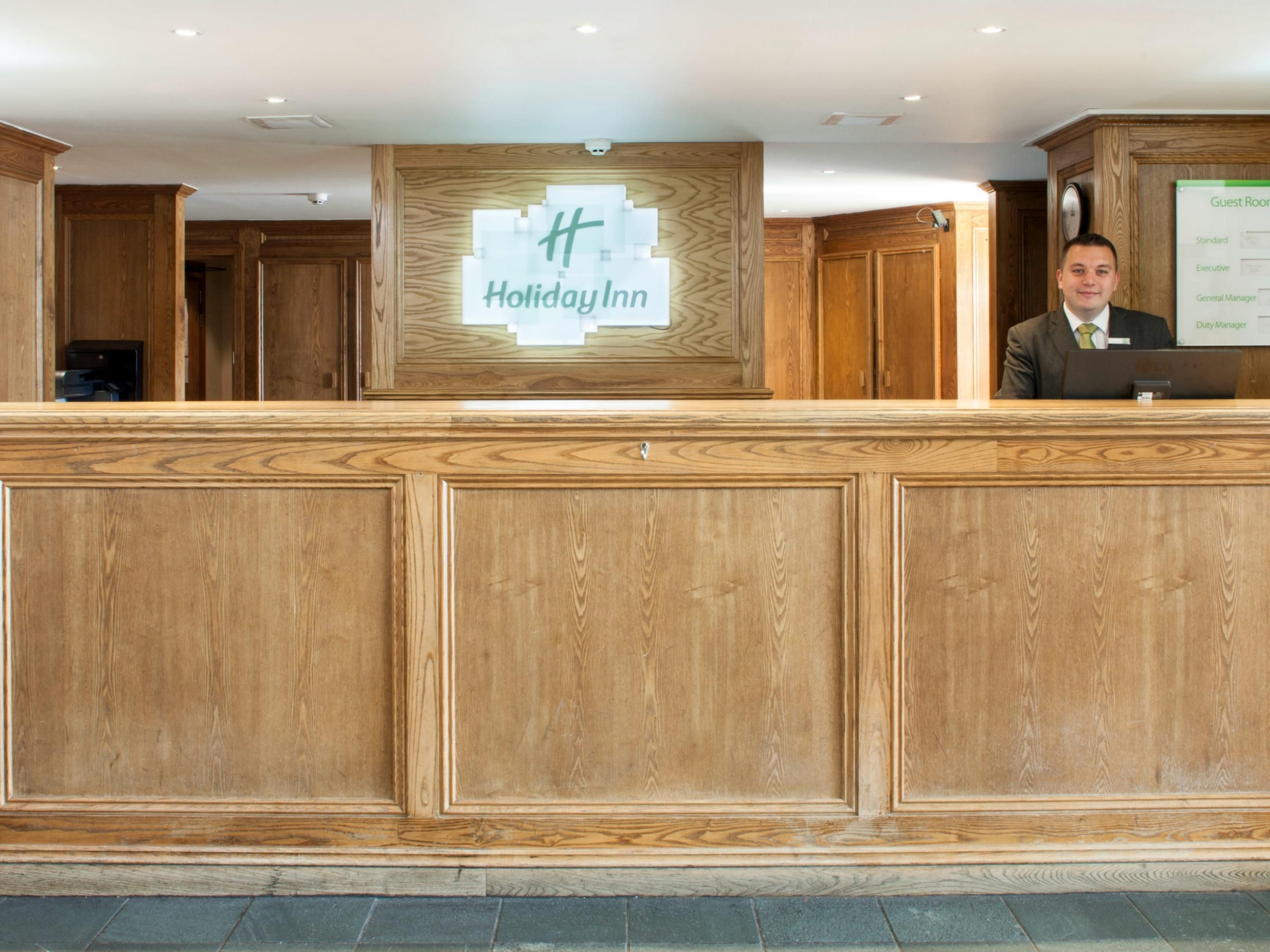Our Friendly Staff are here ready to welcome you.