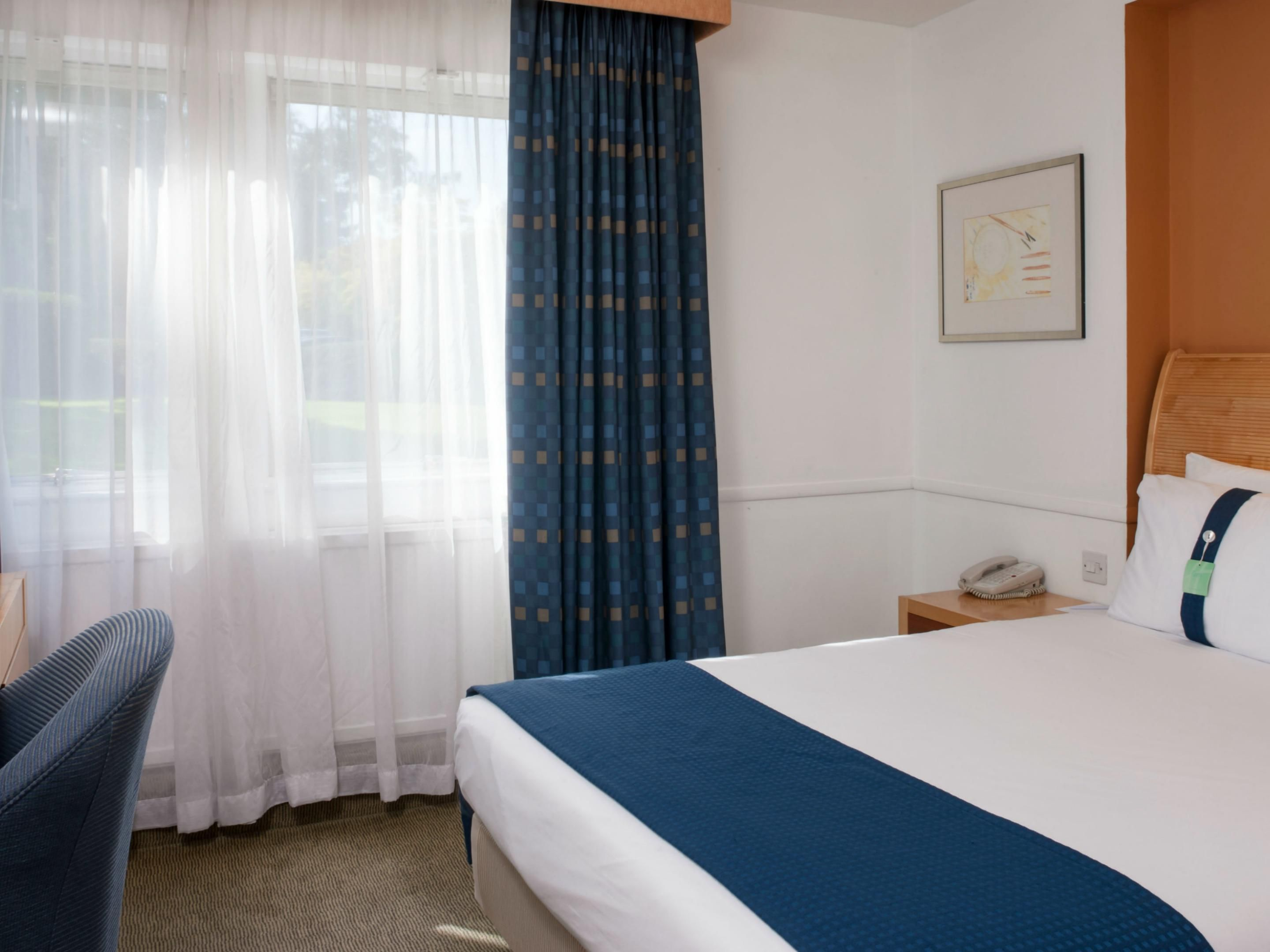 Sleep well in one of our spacious double rooms