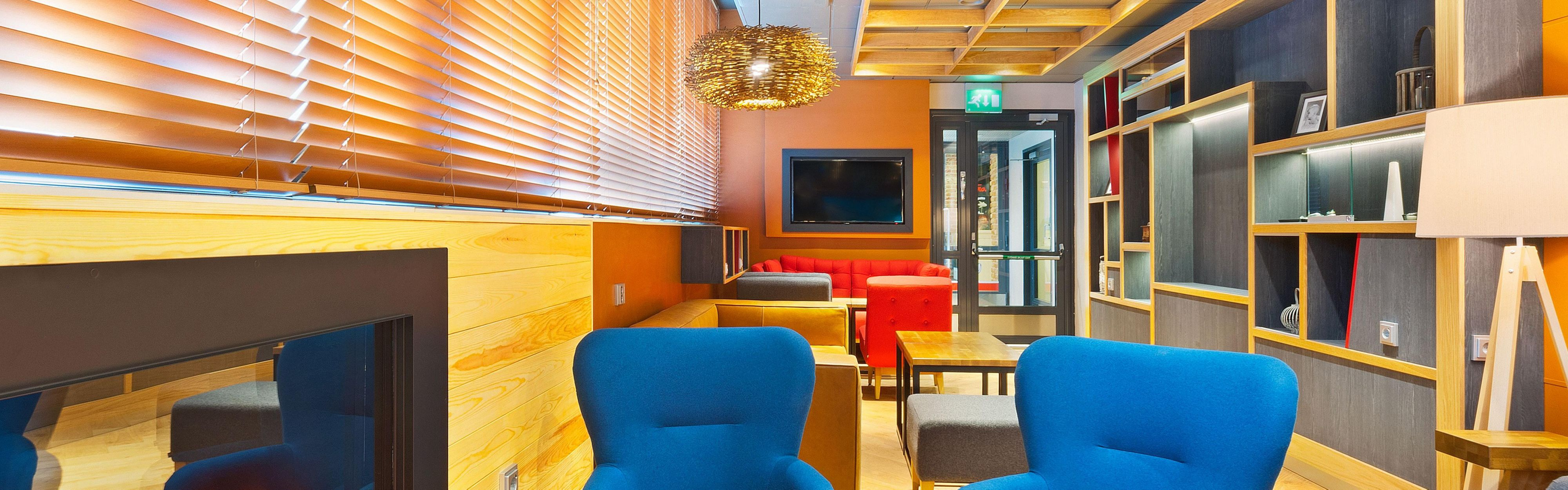Holiday Inn Tampere Central Station Hotel by IHG