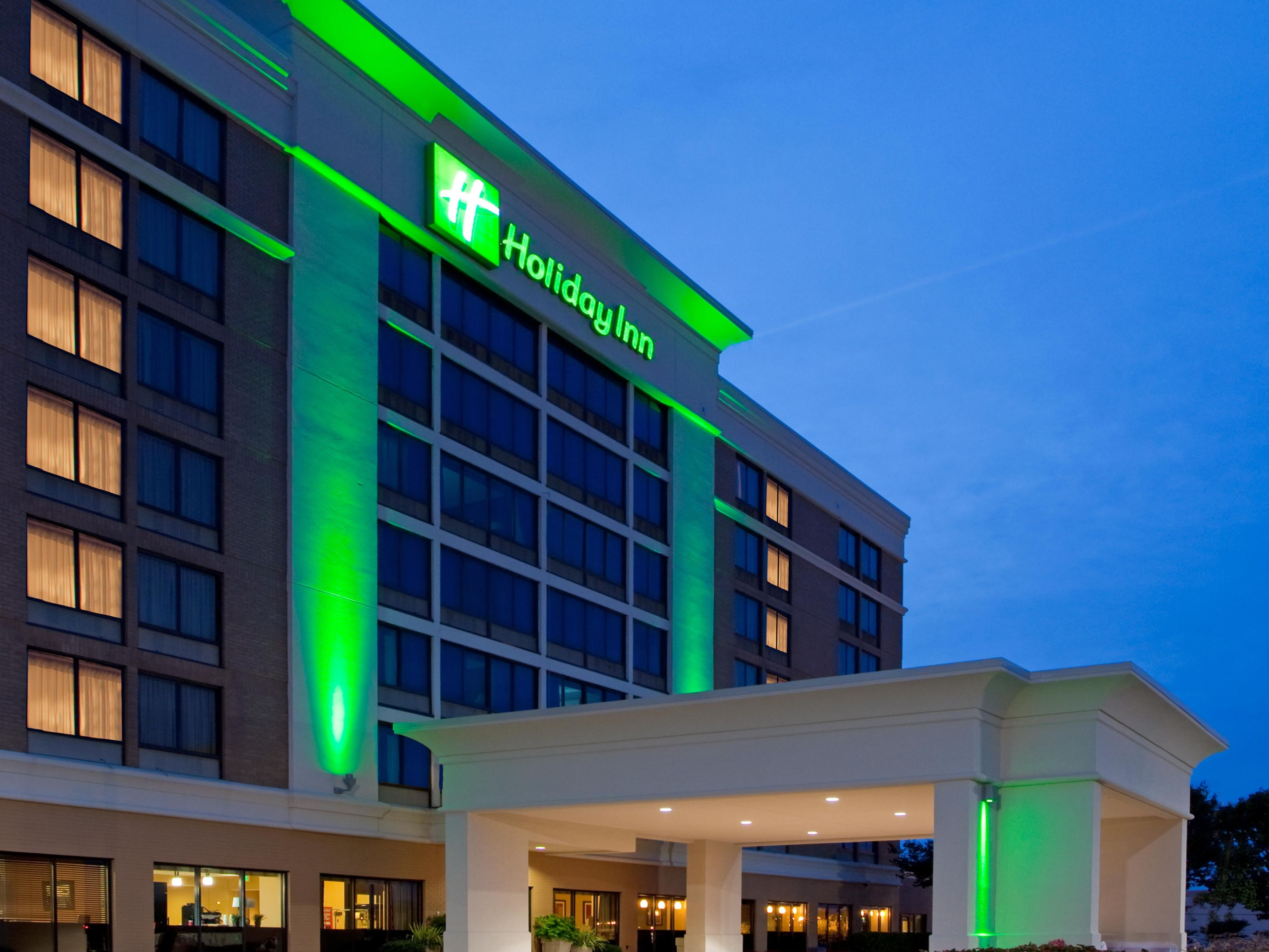 Holiday Inn Timonium Hotel Exterior