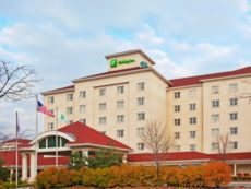 Holiday Inn Chicago-Tinley Park-Conv Ctr in Schererville, Indiana