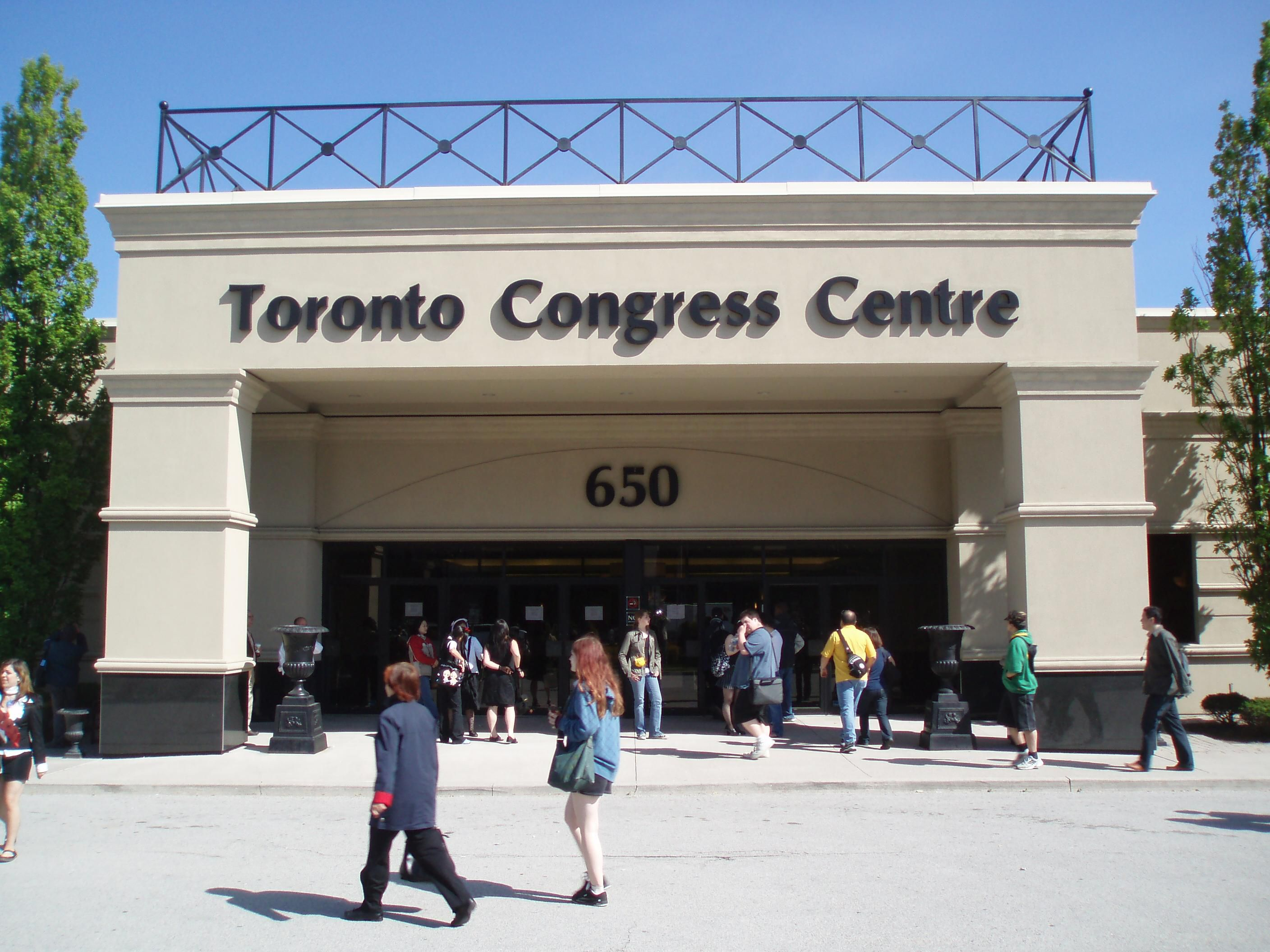 Toronto Congress Centre - Walking Distance from Hotel