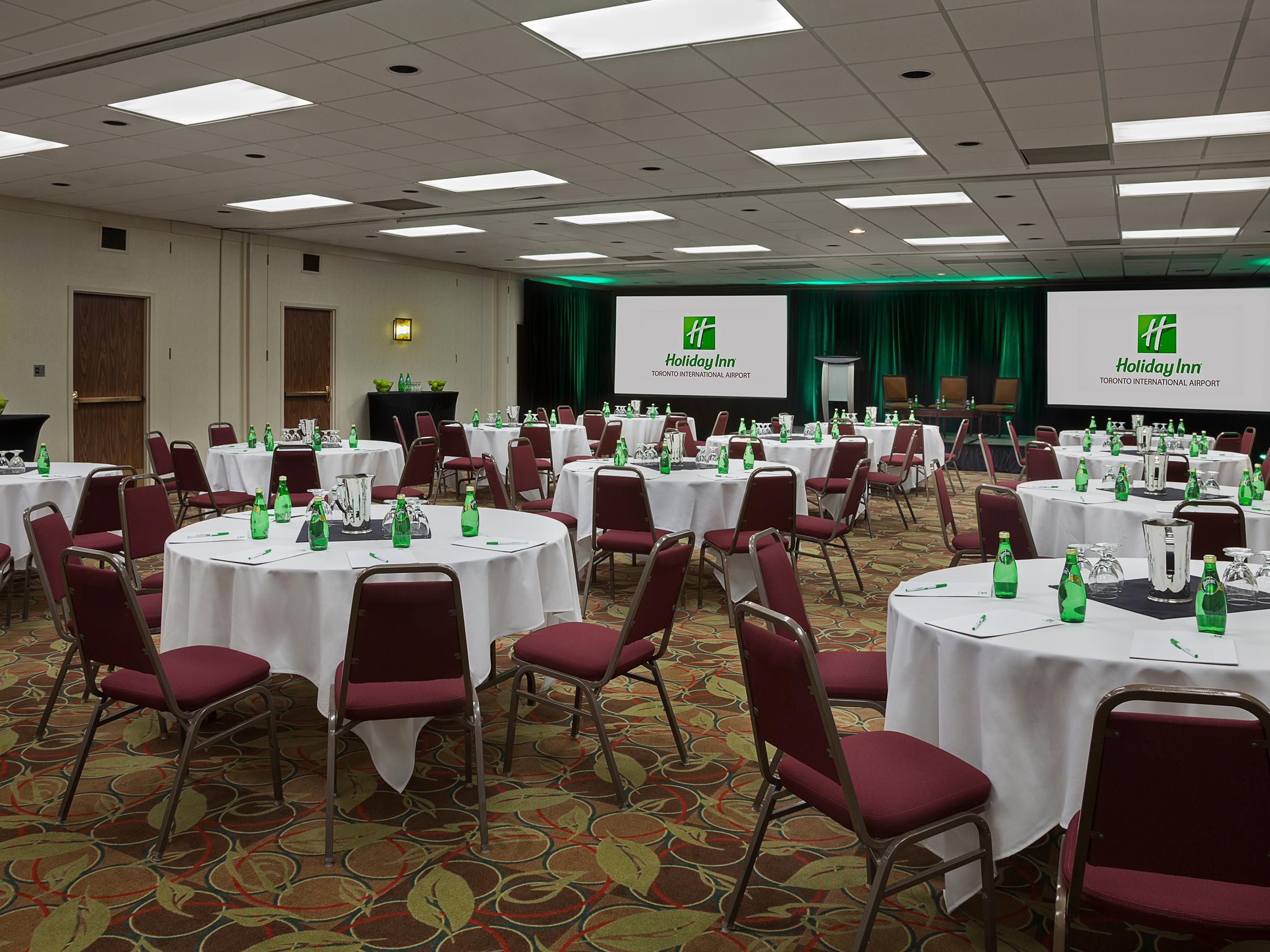Newly Renovated Algonquin Meeting Room