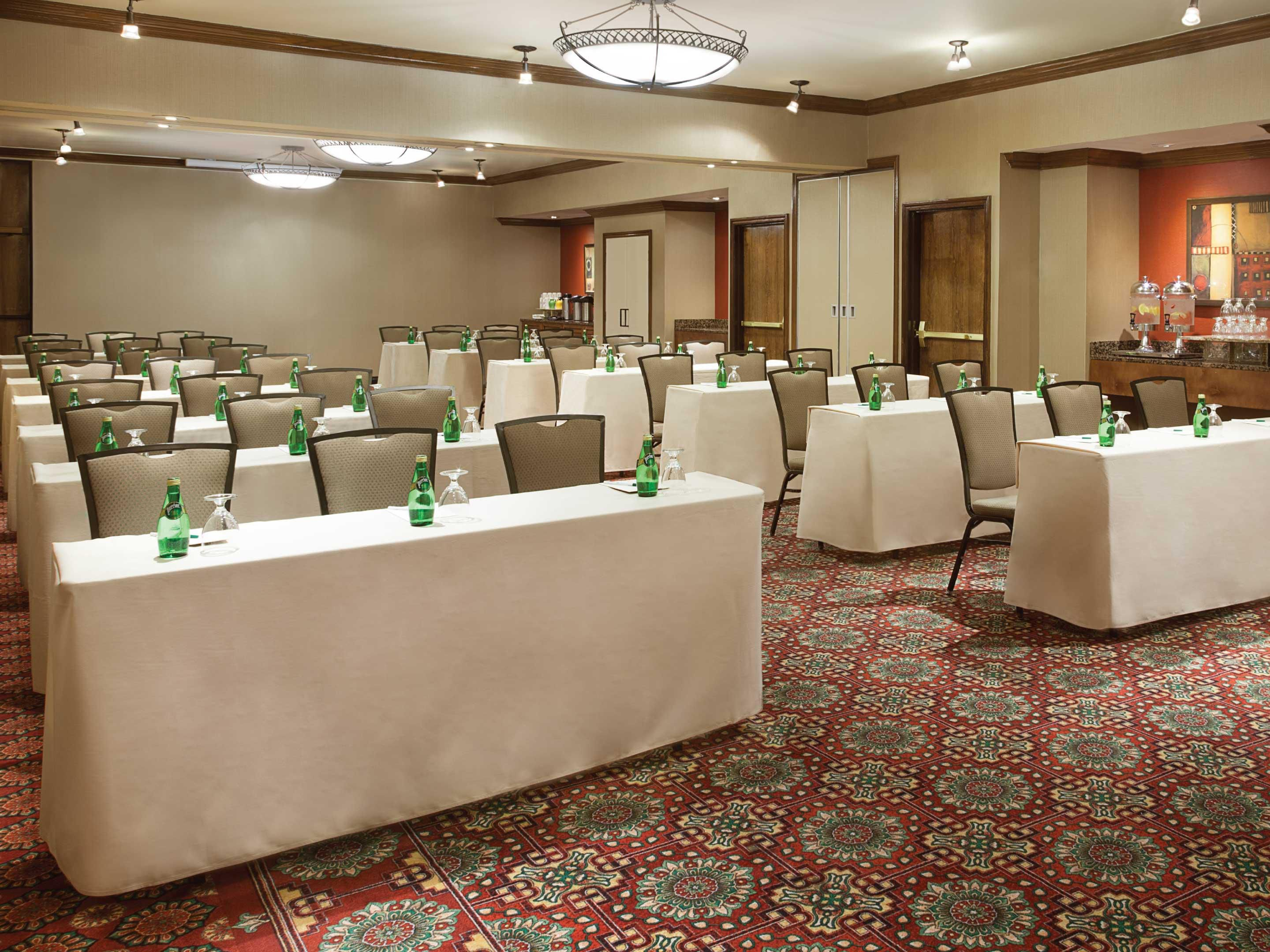 Albany Room  - Newly Renovated Meeting Room for up to 120