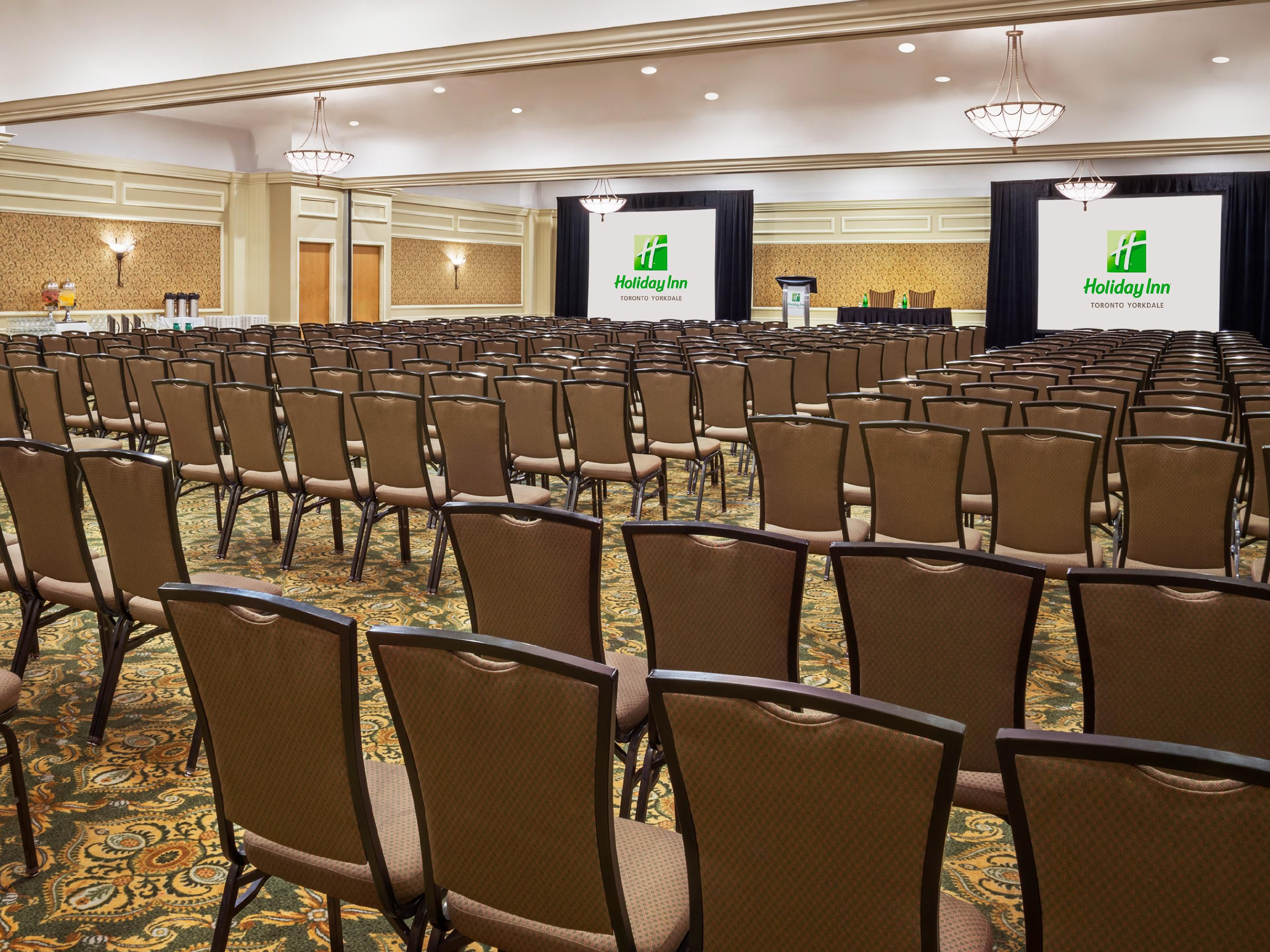 Large York Ballroom - Newly Renovated for up to 450