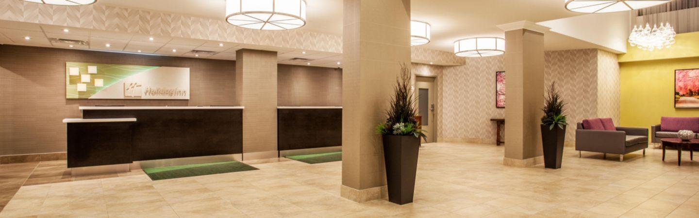 Holiday Inn Toronto International Airport Hotel by IHG IHG Spacious Lobby