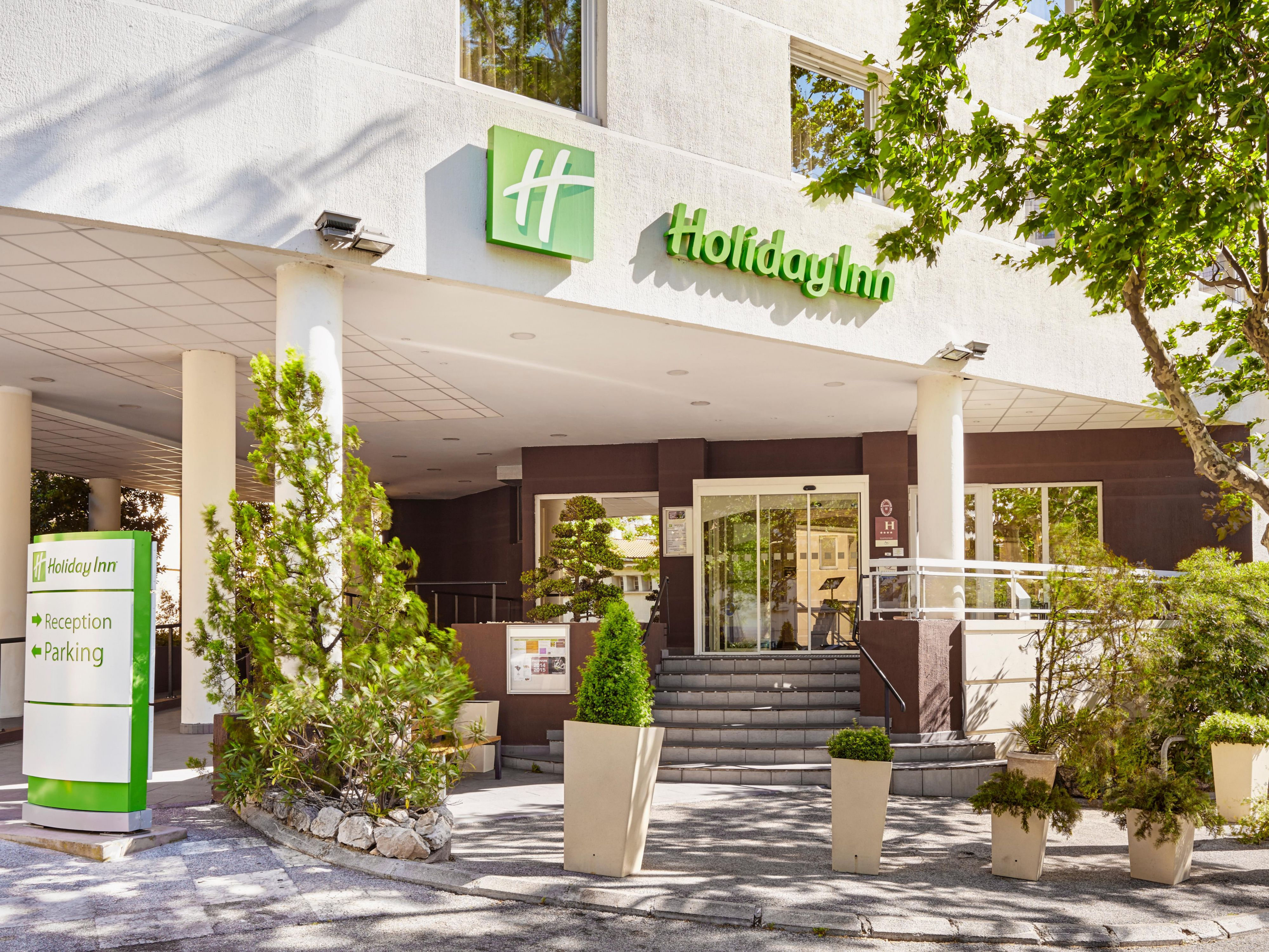 Welcome to Holiday Inn Toulon