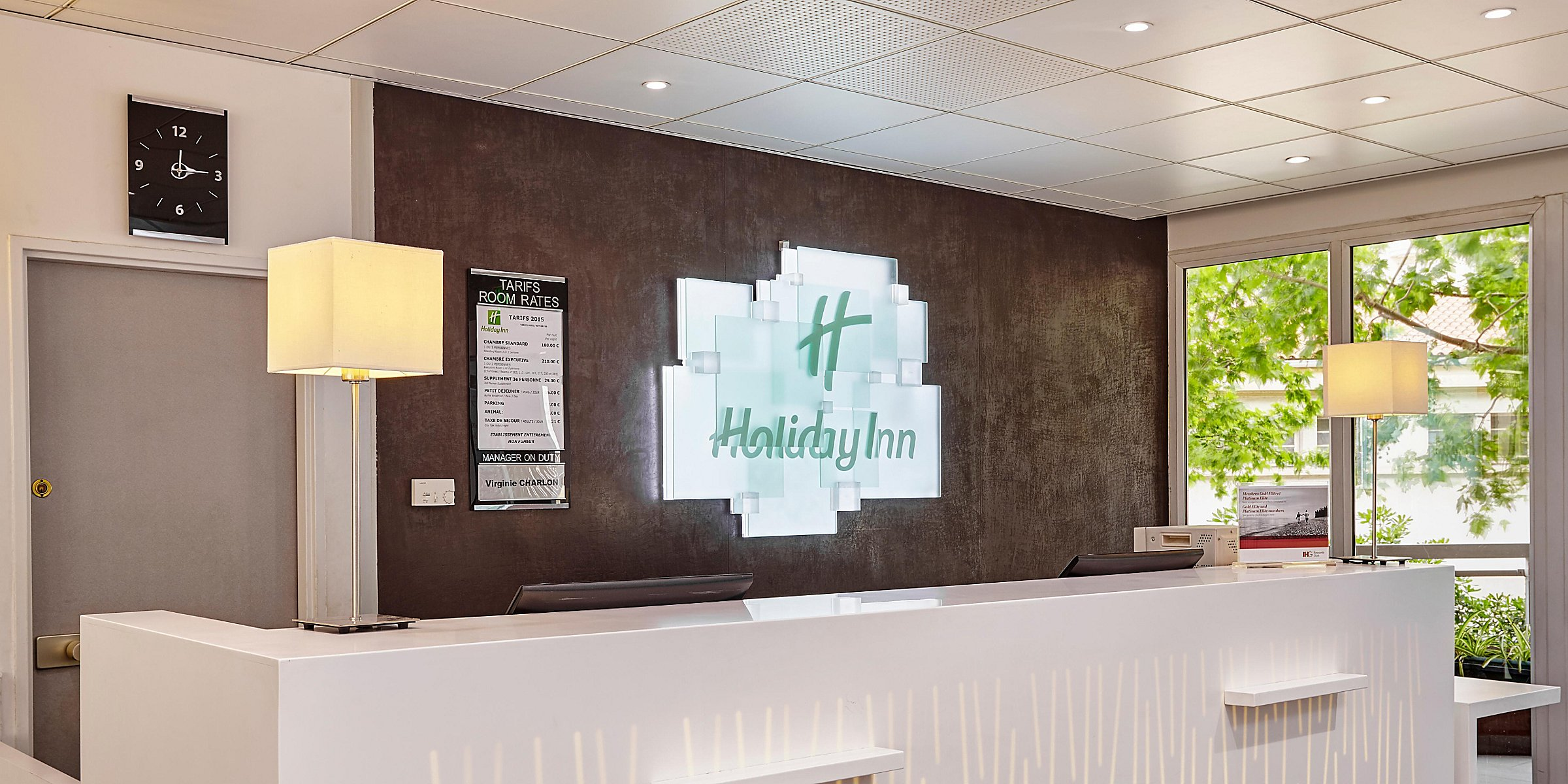 Hotel In Toulon: Holiday Inn Toulon - City Centre