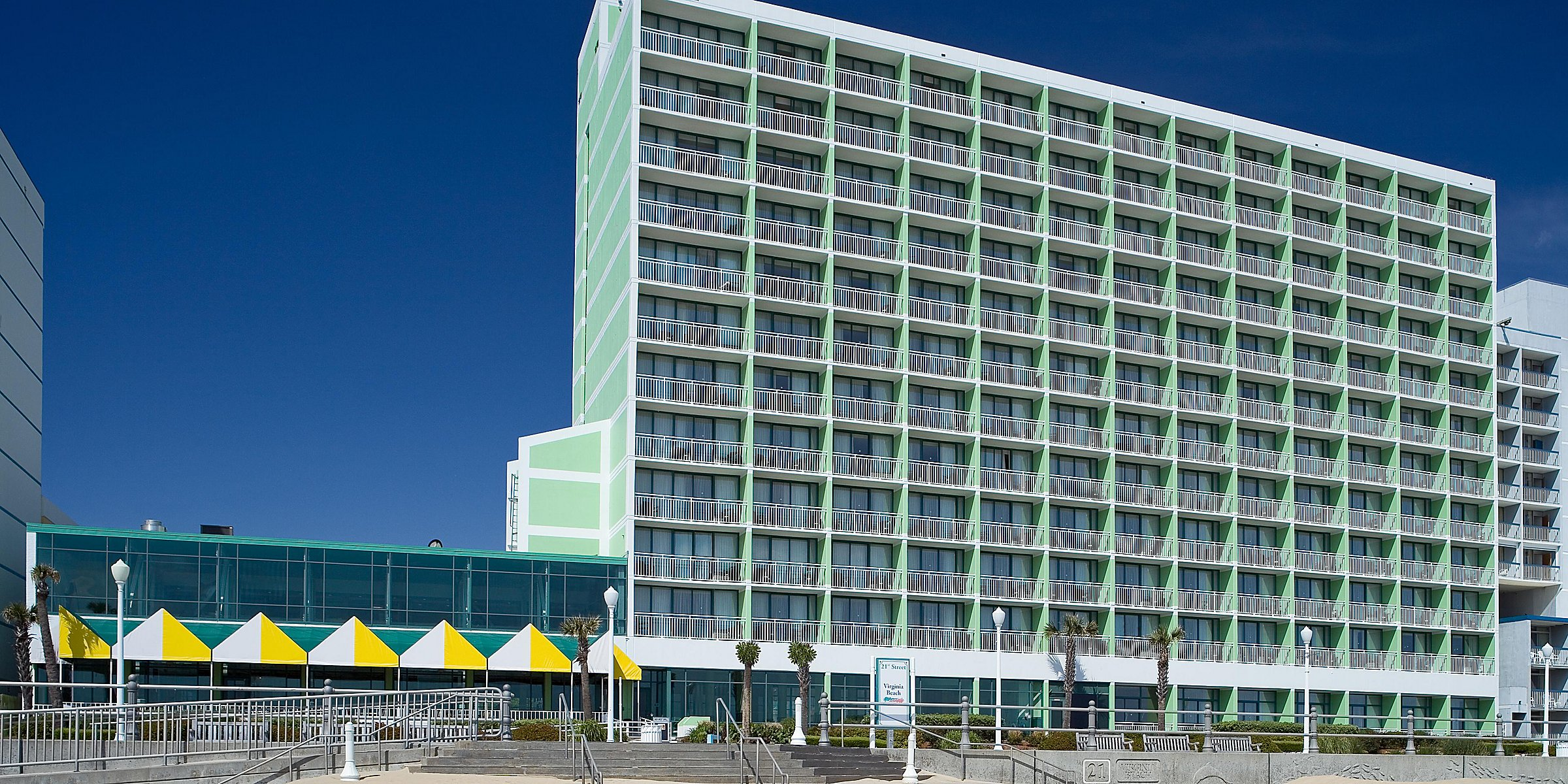 Oceanfront Hotels Virginia Beach Va