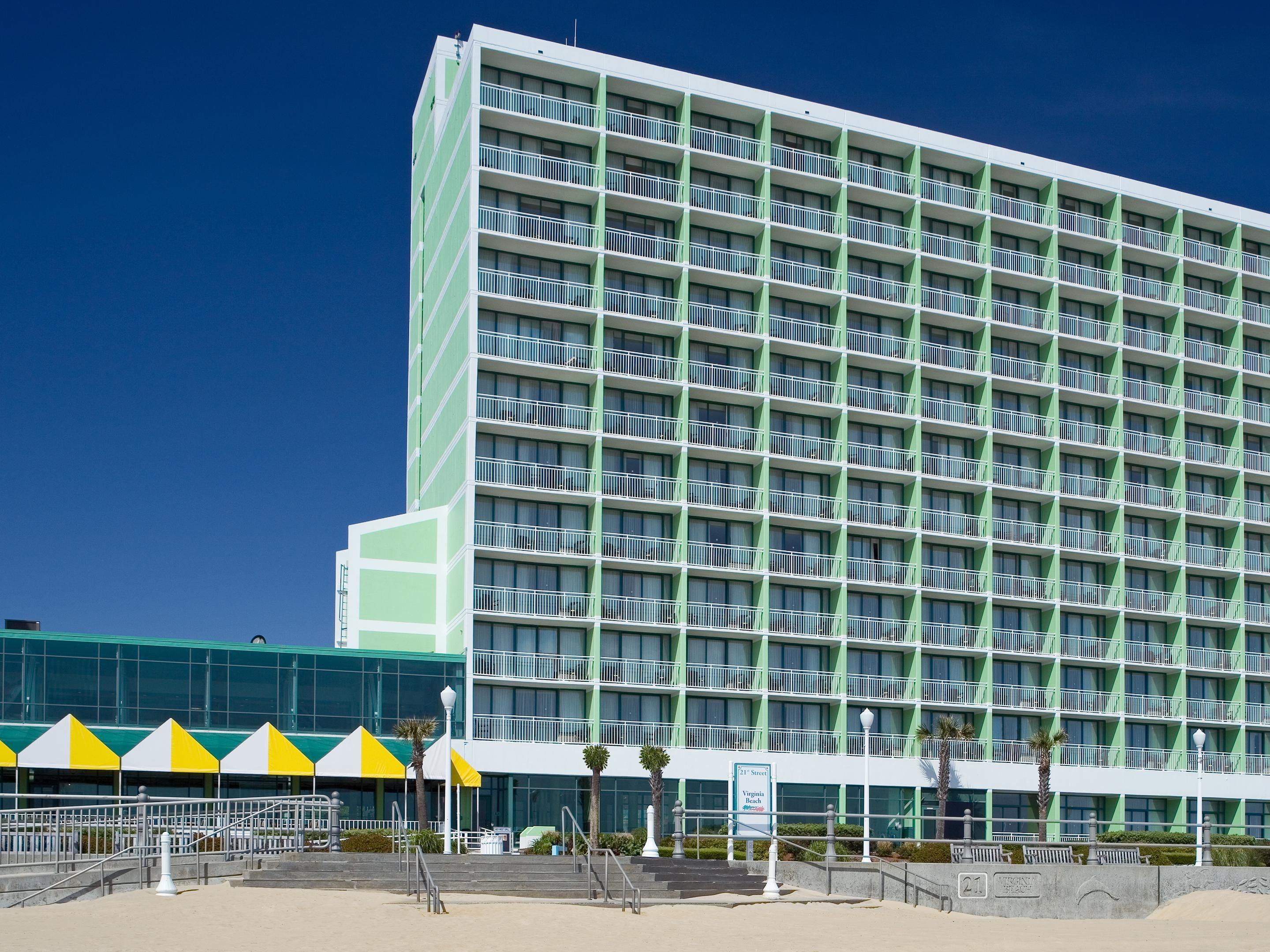 Holiday Inn Va Beach Oceanfront