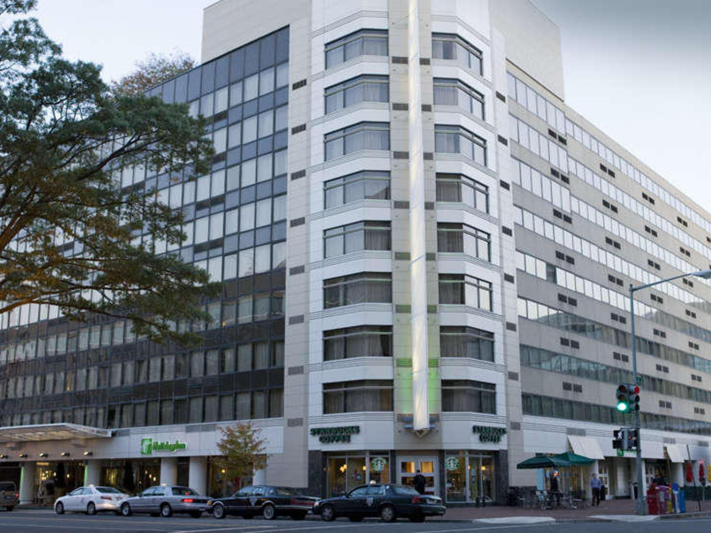 DC Hotels near Smithsonian & National Mall | Holiday Inn