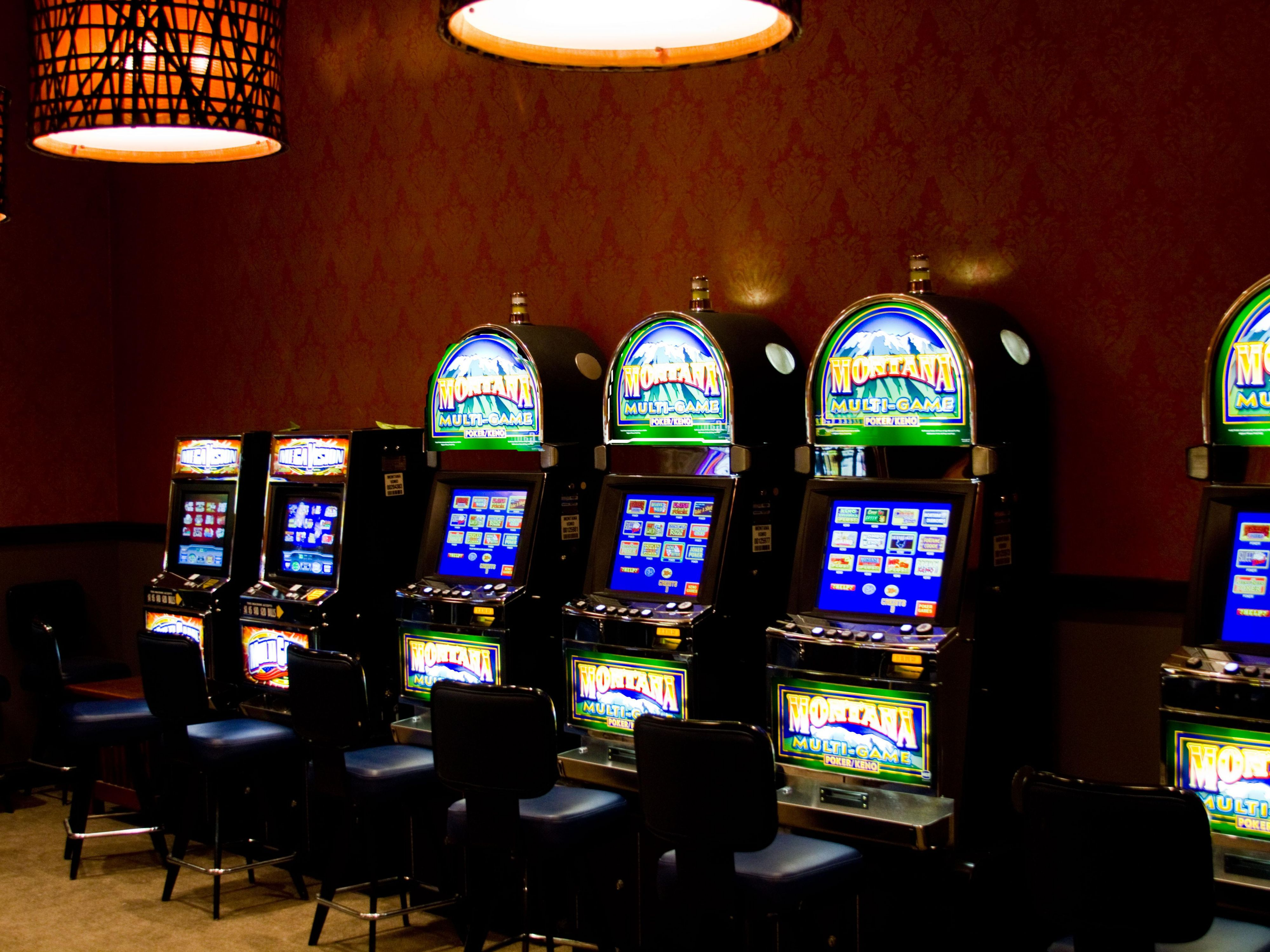 Add some extra vacation money when you try your luck in the Casino