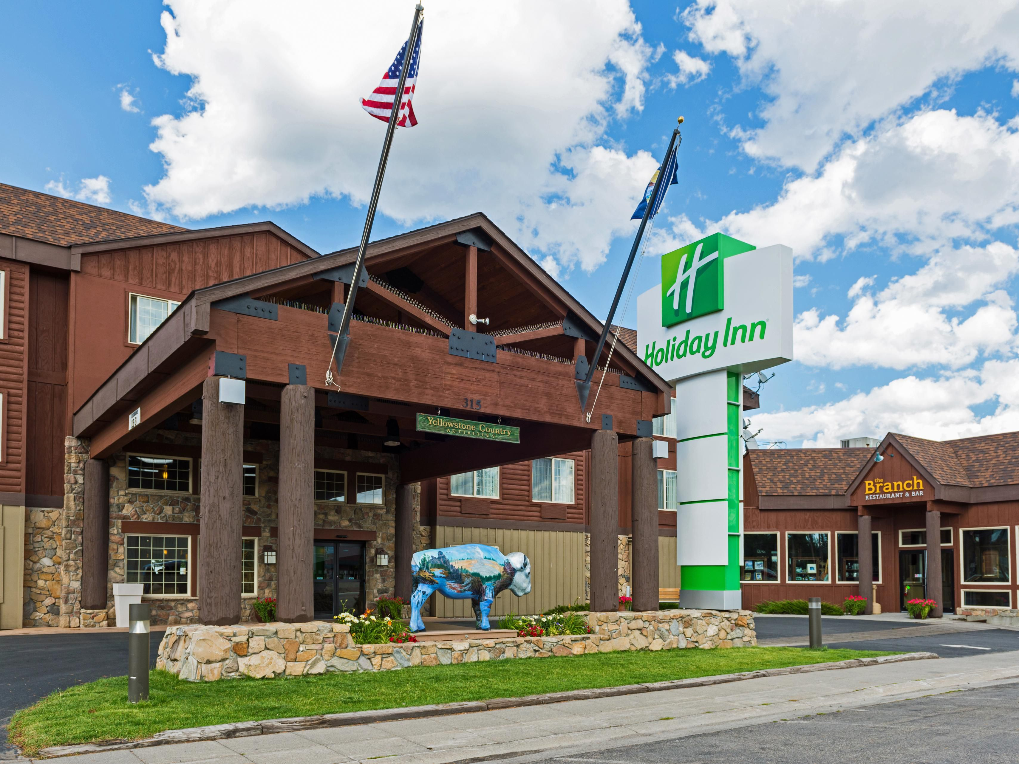Holiday Inn Yellowstone Park Hotel