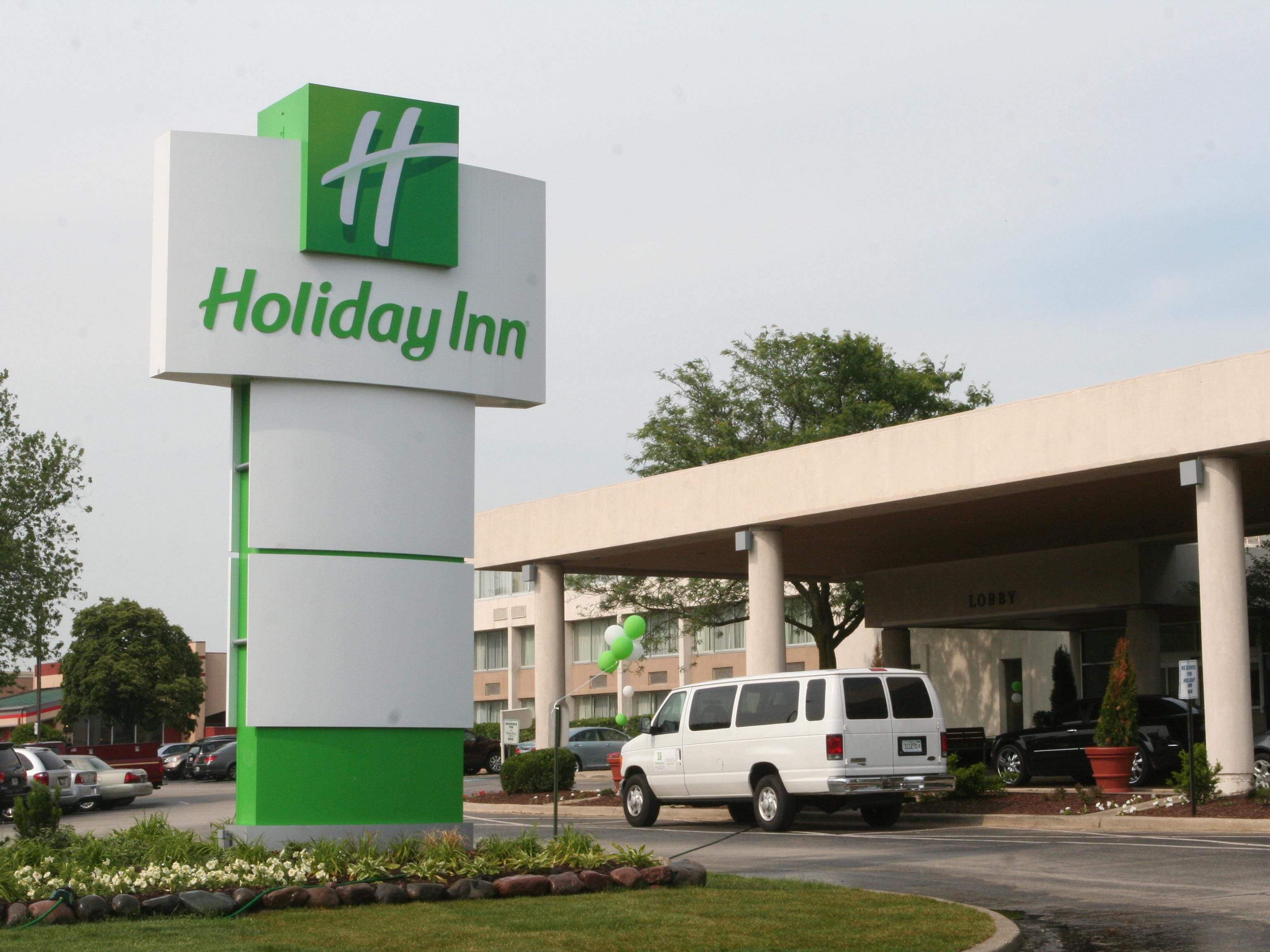 Hotel Exterior Holiday Inn Willowbrook