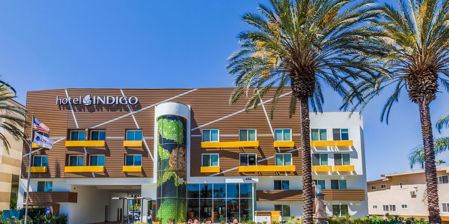 Disneyland on Points: Hotel Indigo