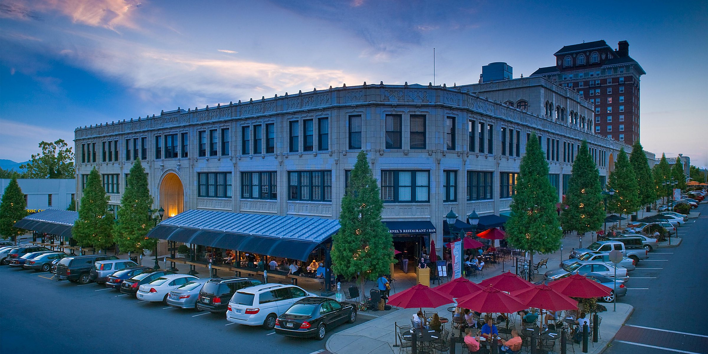 Hotels In Asheville Nc >> Asheville Hotels Hotel Indigo Asheville Downtown Hotel In Asheville