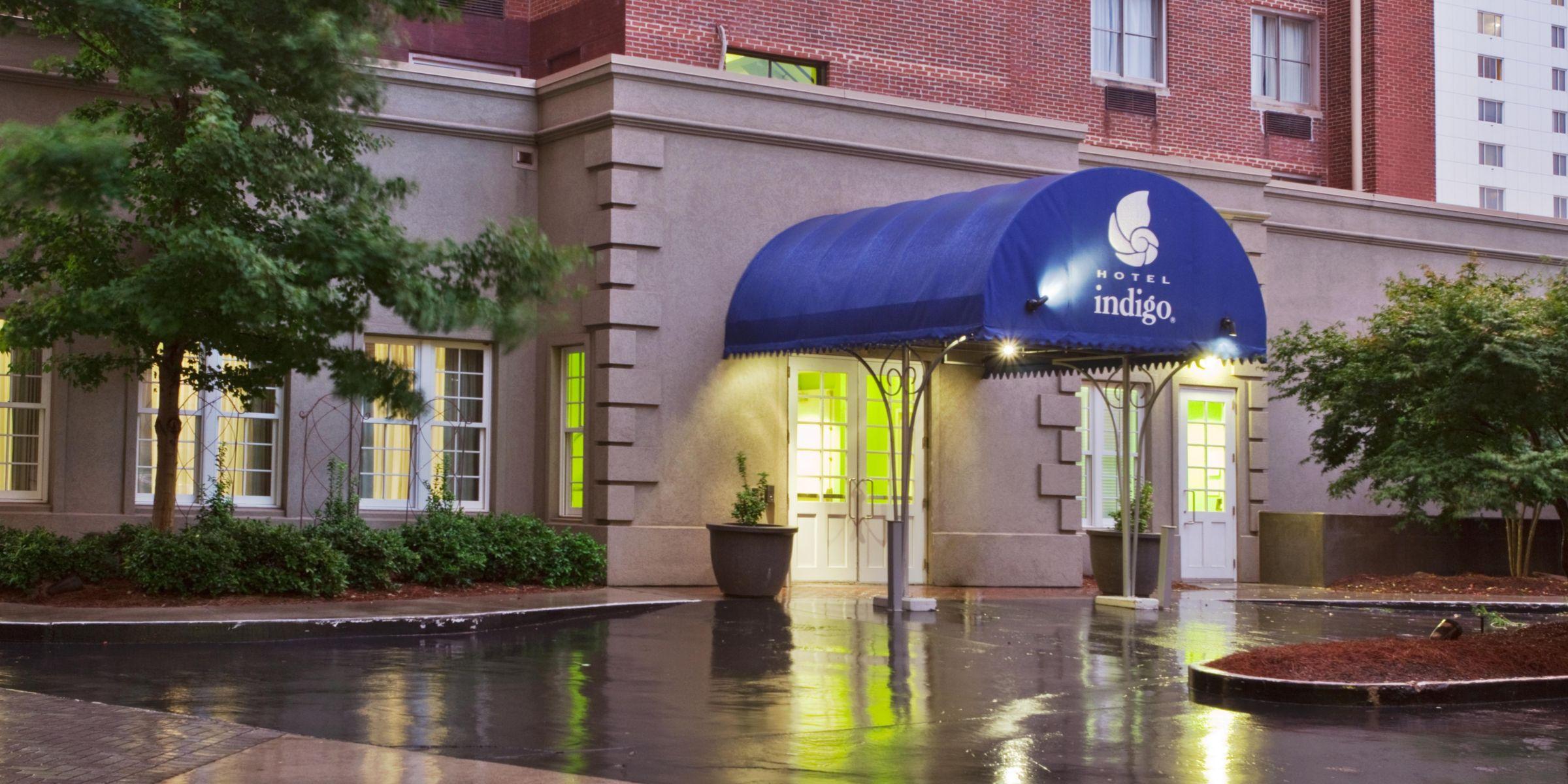 Hotel Indigo Atlanta Midtown The World S First