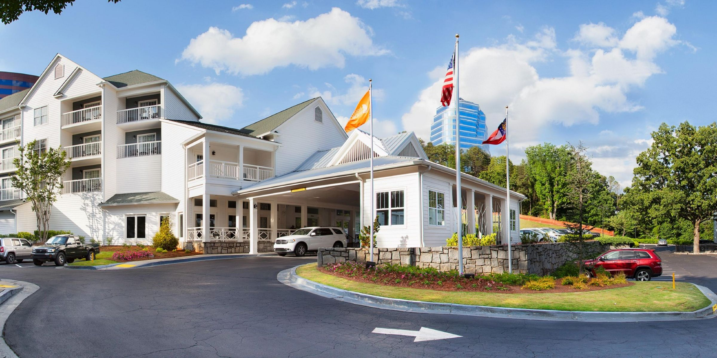 Atlanta Hotels Hotel Indigo Vinings In Georgia