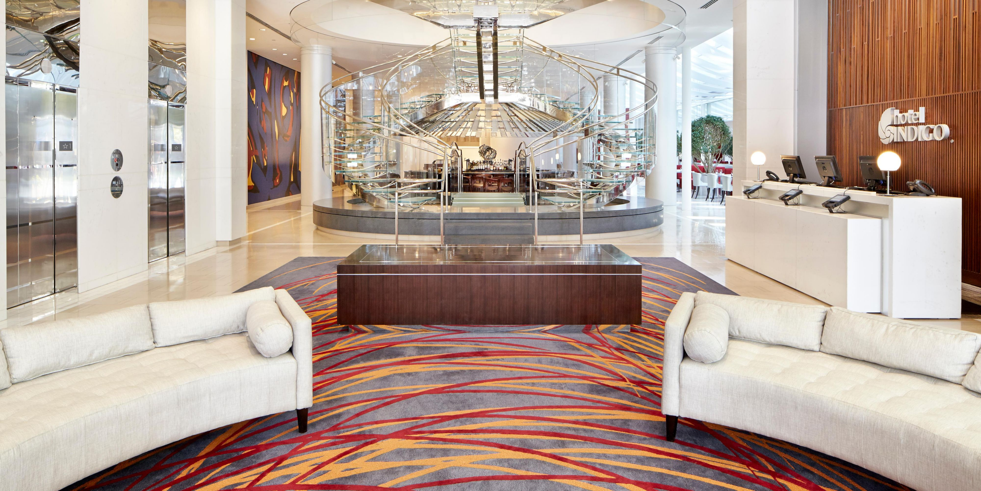 ... Lobby   Hotel Indigo Atlanta Downtown ...
