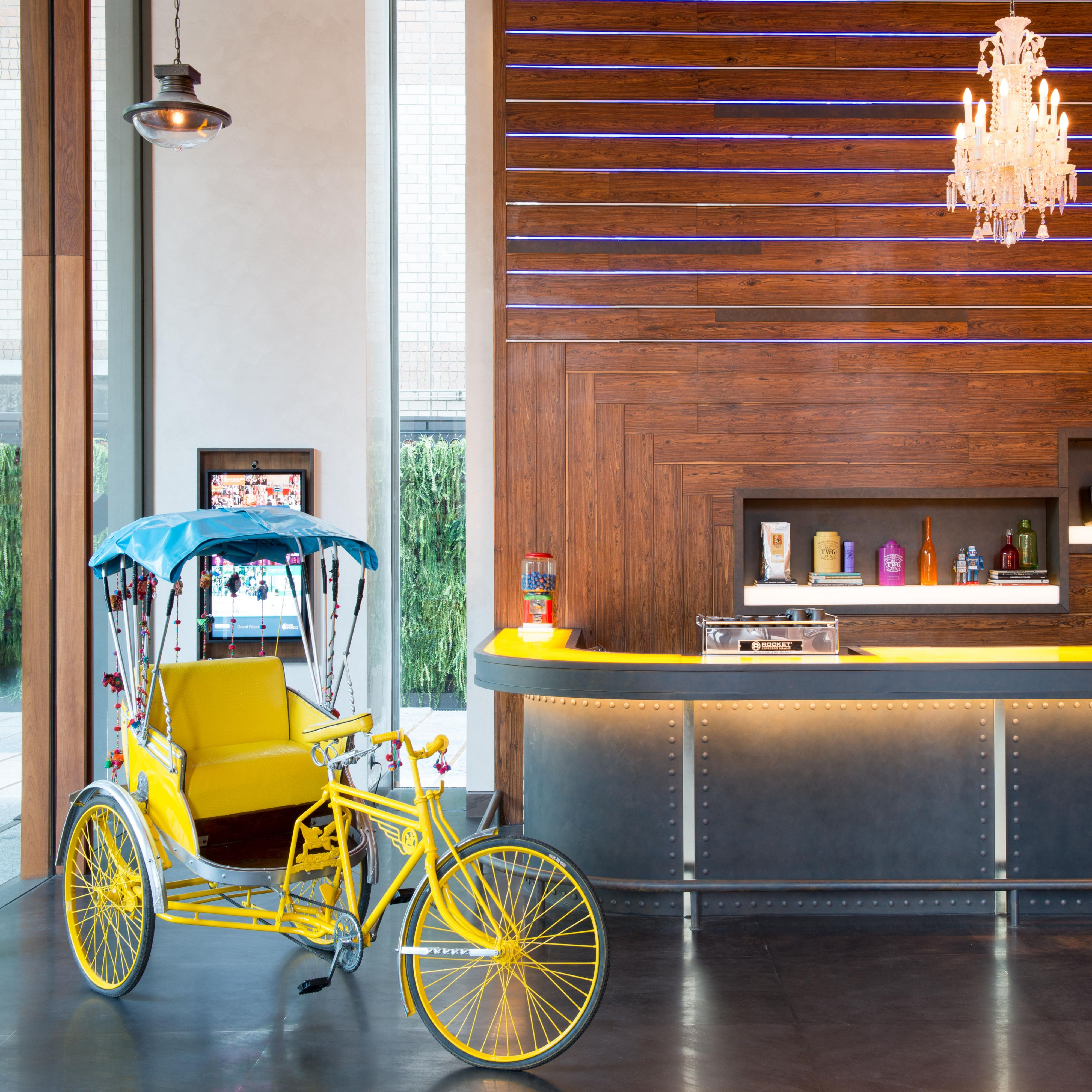 Picture of hotel indigo bangkok wireless road bangkok tripadvisor - Lobby Photo