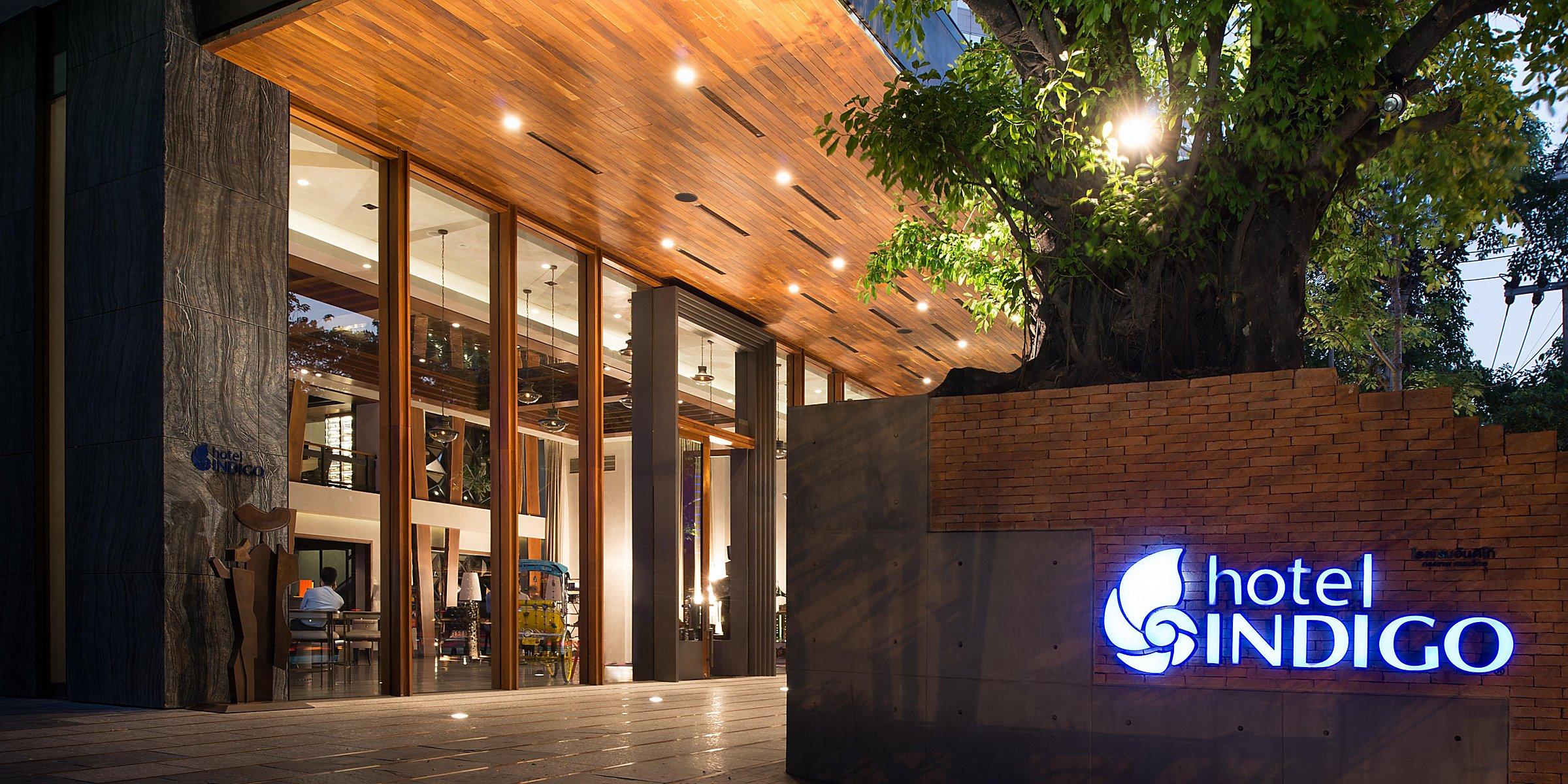 Bangkok Hotels: Hotel Indigo Bangkok Wireless Road Hotel in ...