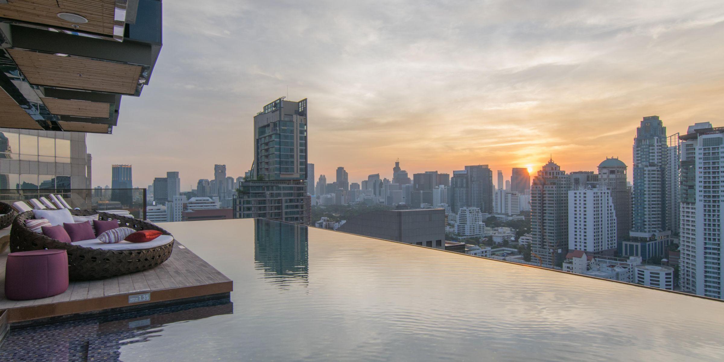 Bangkok Hotels Hotel Indigo Bangkok Wireless Road Hotel In - Video 90 seconds in bangkok