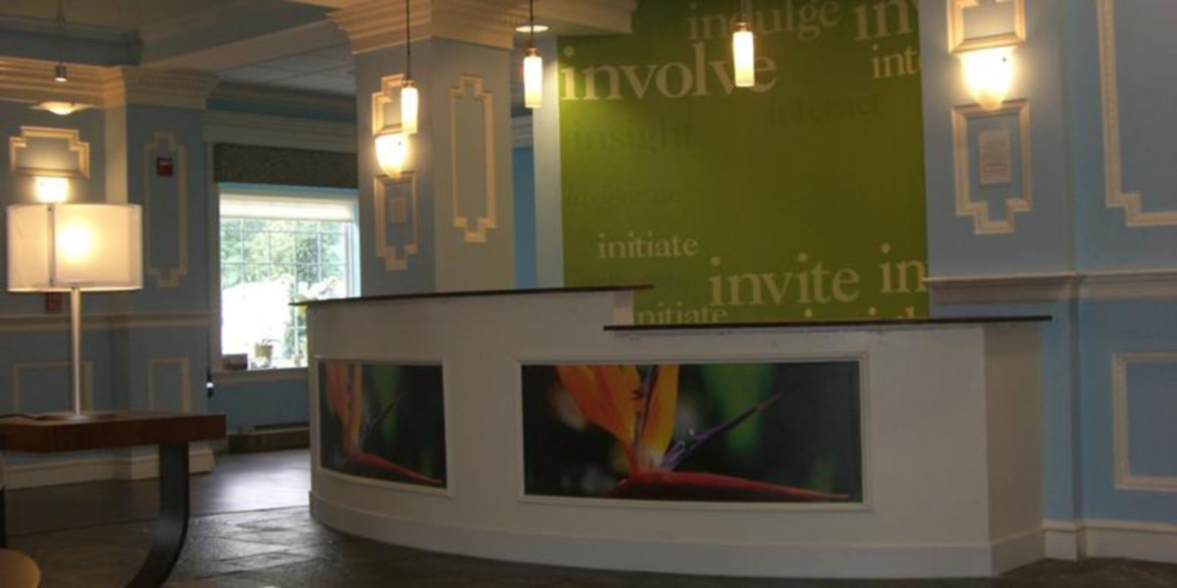 Hotel Indigo Basking Ridge Front Desk