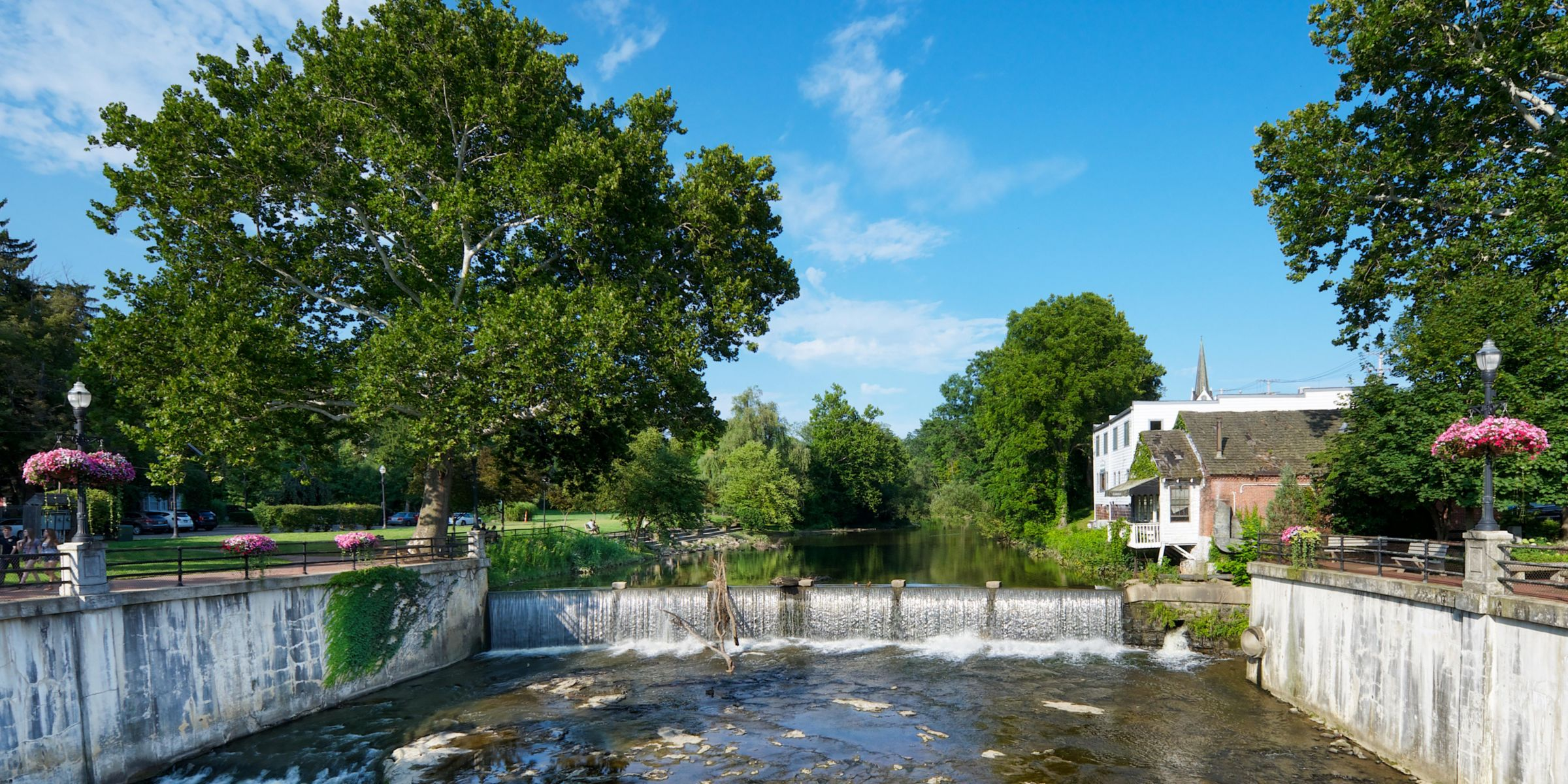 Chagrin Falls Waterway Local Attraction