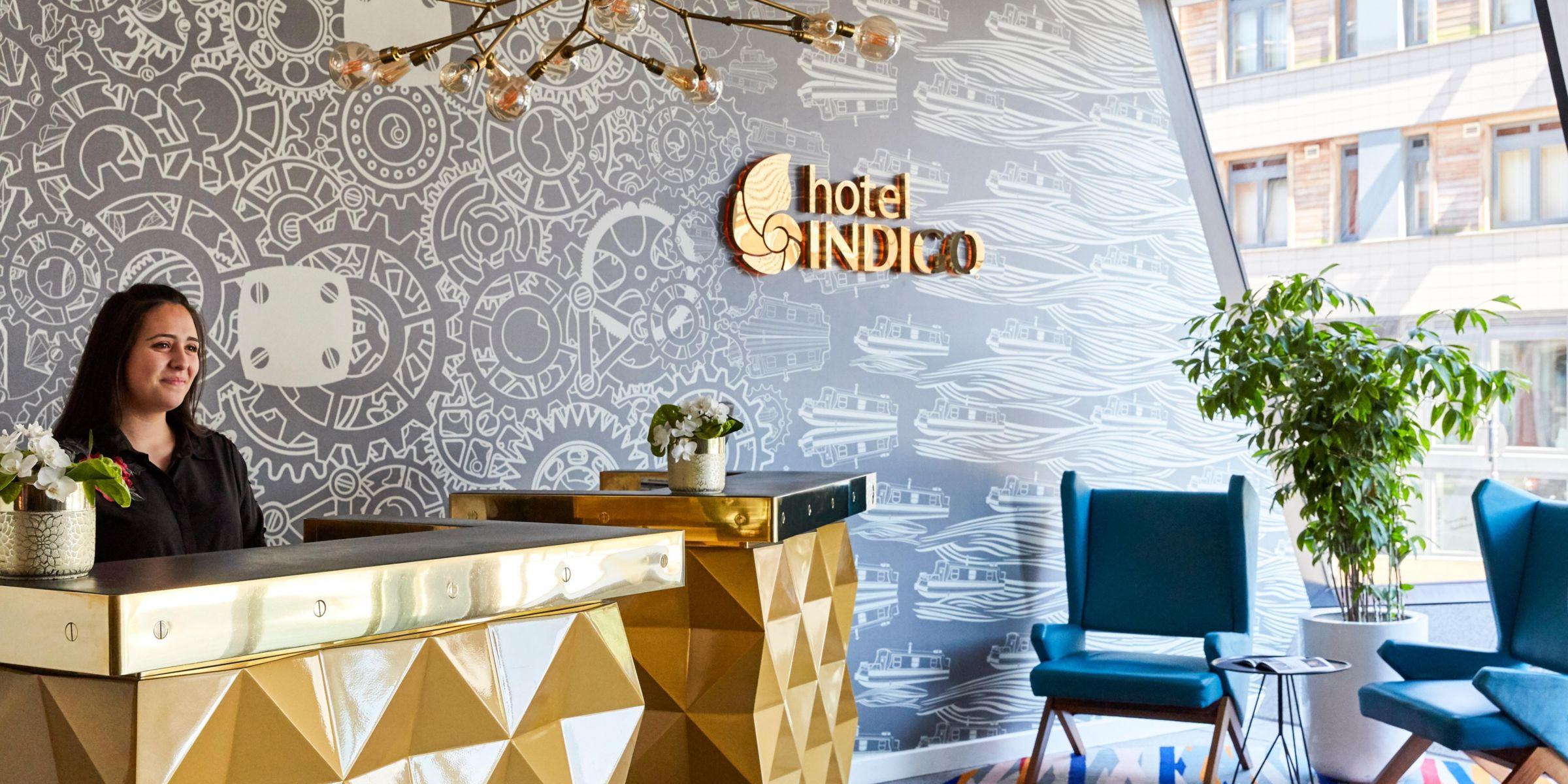 Boutique Hotel in Birmingham: Hotel Indigo Birmingham