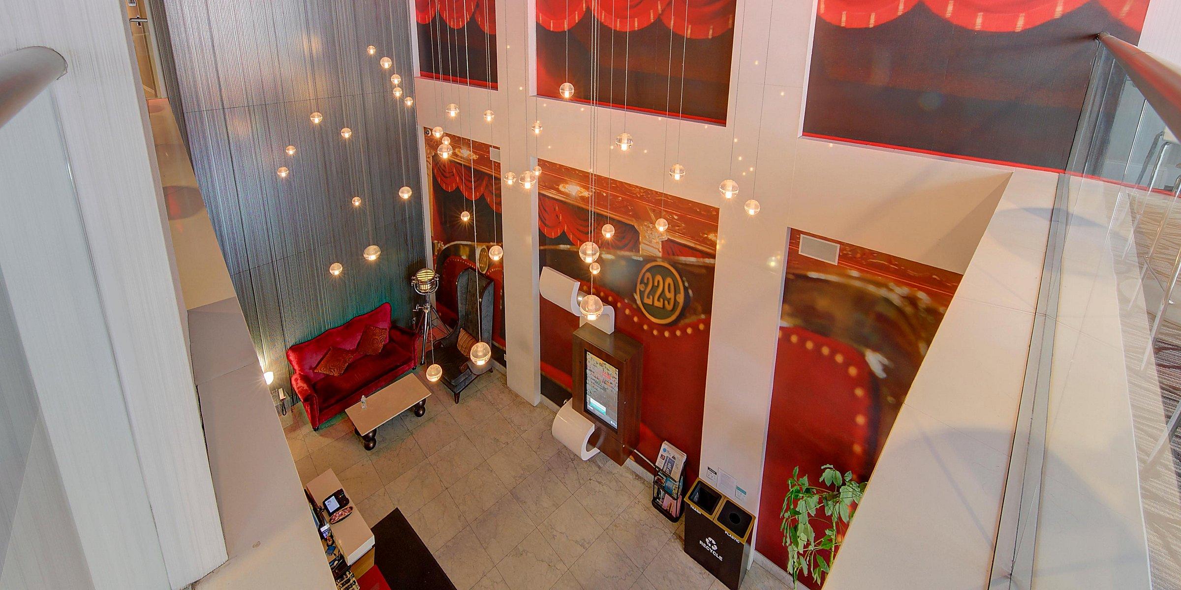 Boutique Hotels In Downtown Brooklyn Nyc Hotel Indigo Brooklyn