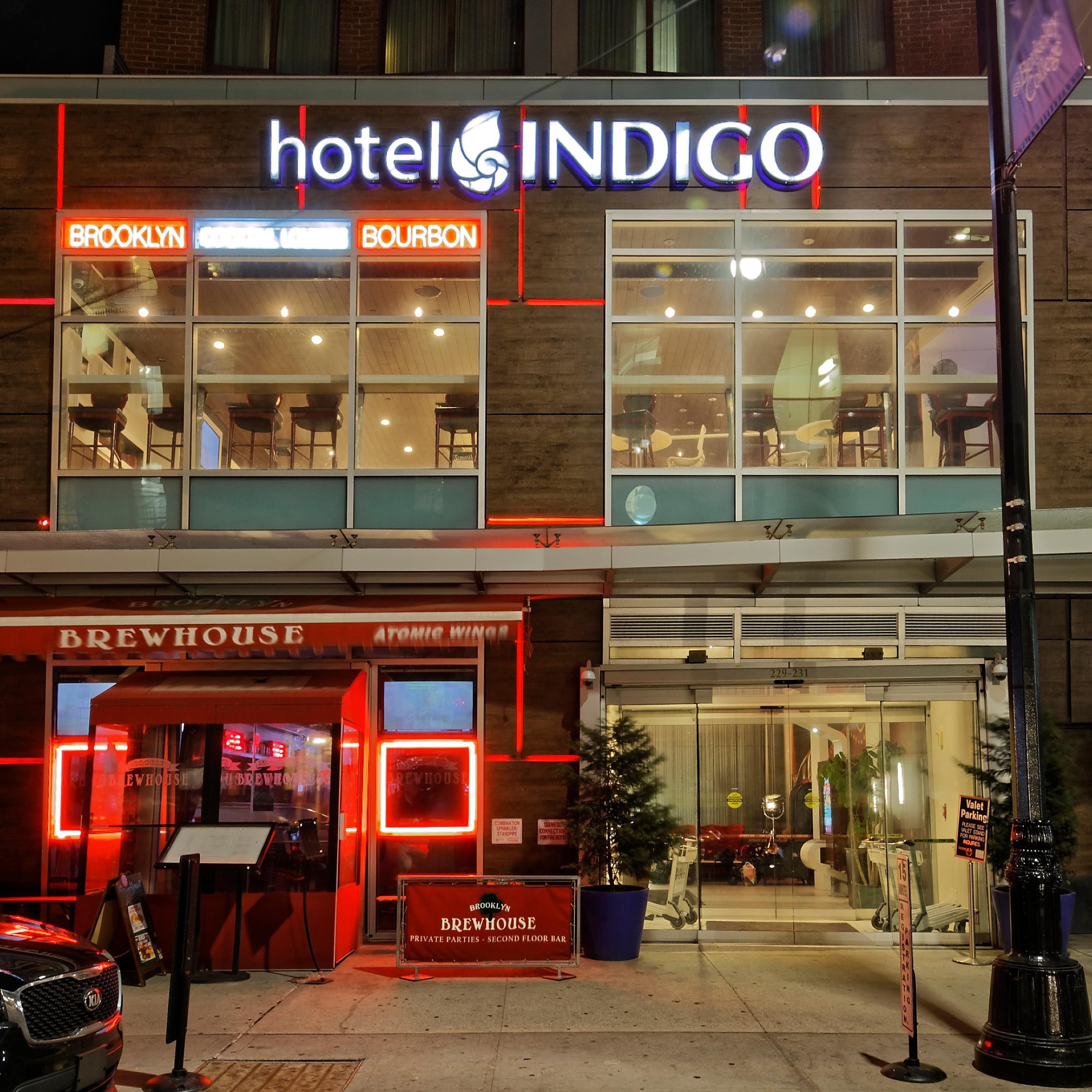 Boutique Hotels in Downtown Brooklyn NYC | Hotel Indigo Brooklyn
