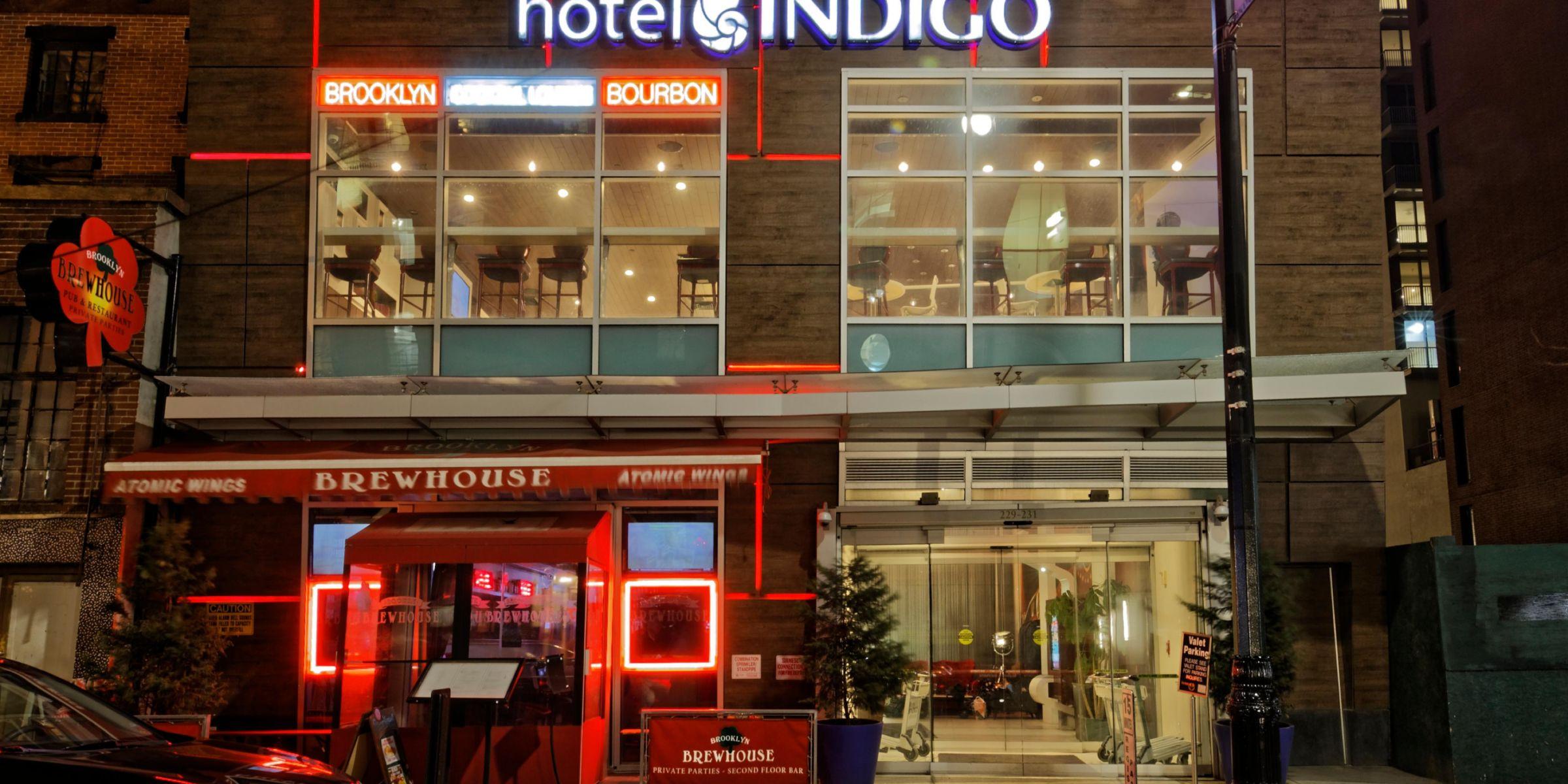 Hotels in Brooklyn, New York - Hotel Indigo Brooklyn Hotel