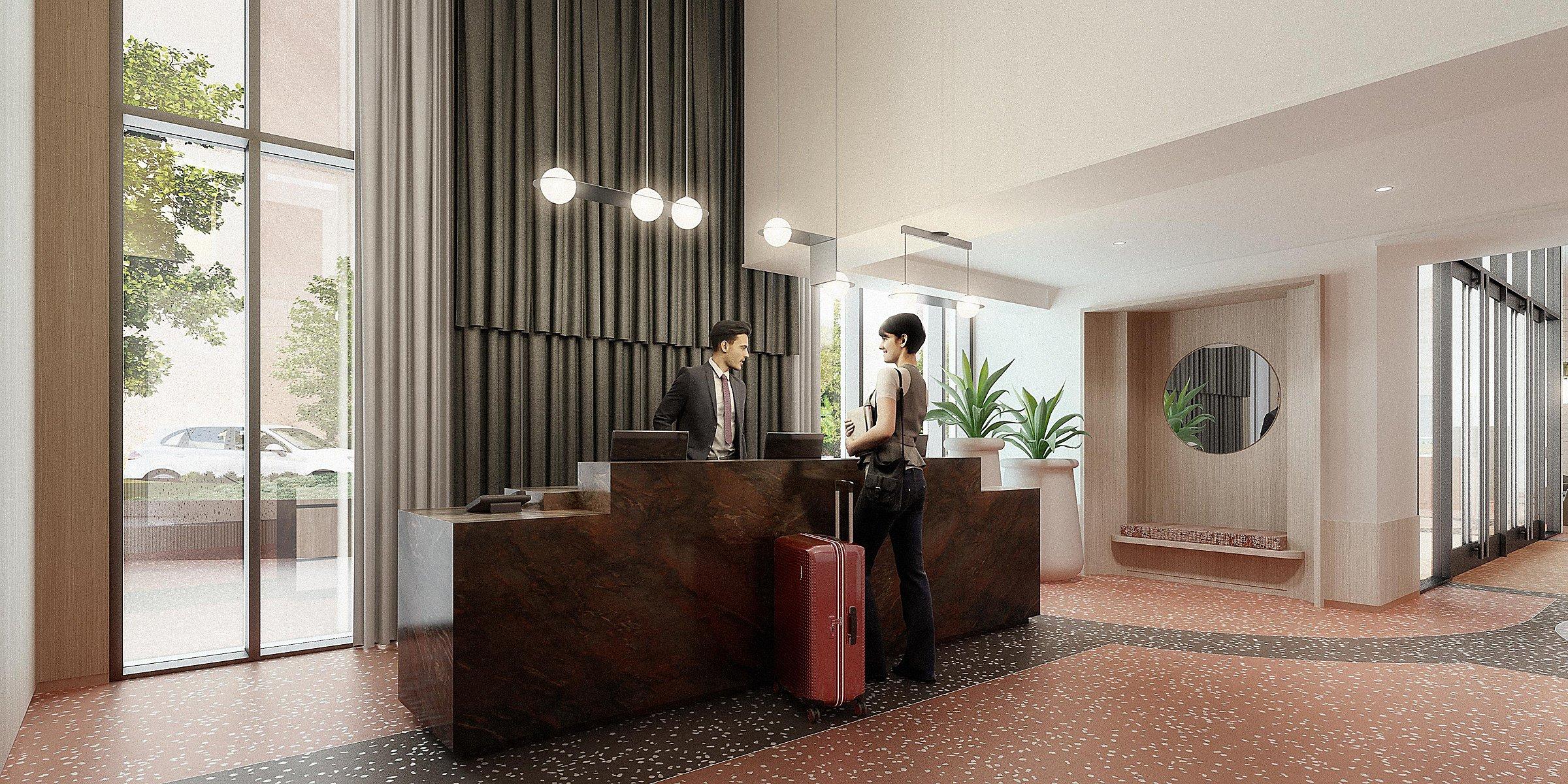 Brooklyn Hotels: Hotel Indigo Williamsburg – Brooklyn Hotel